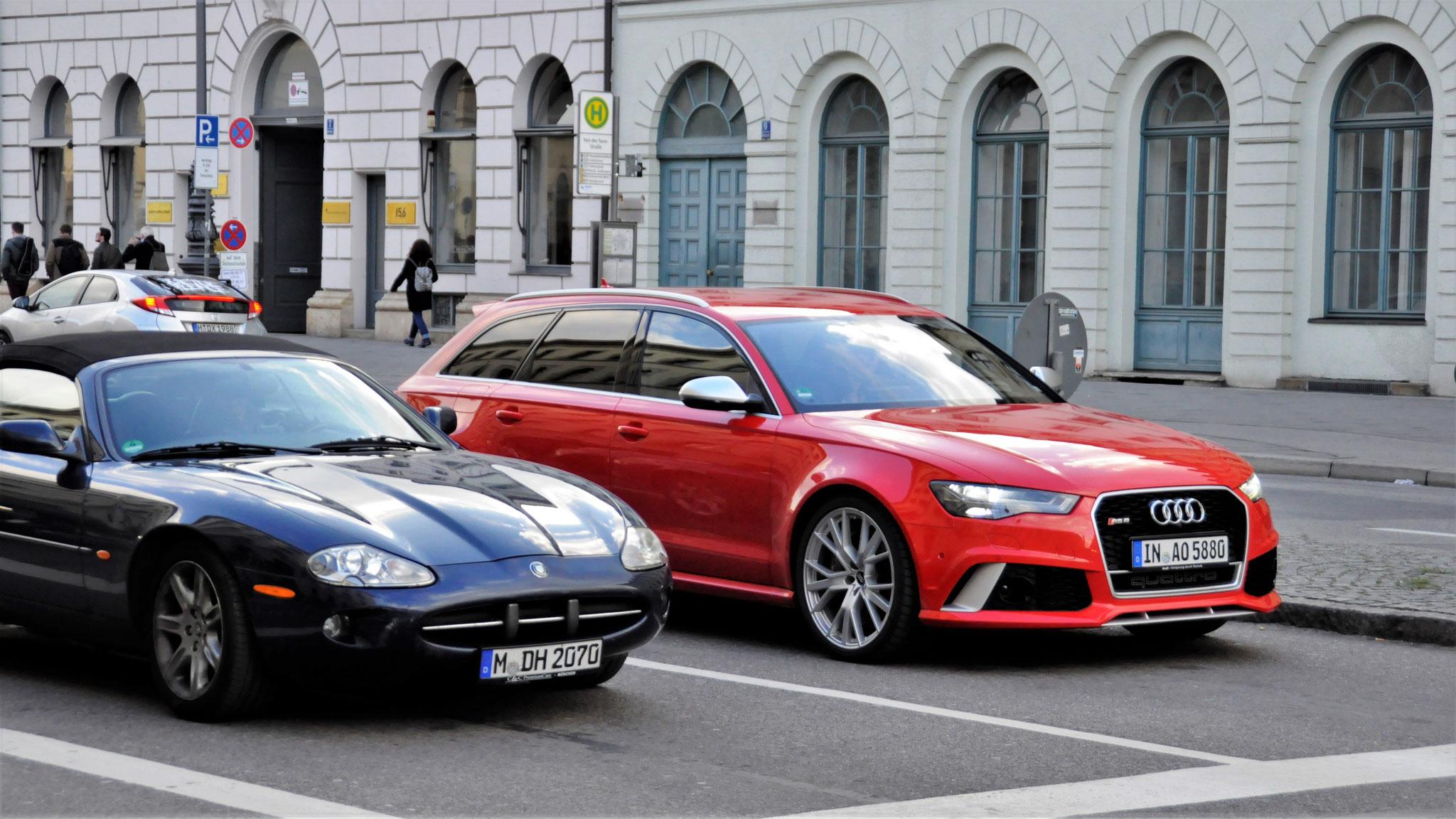 Audi RS6 - IN-AO-5880