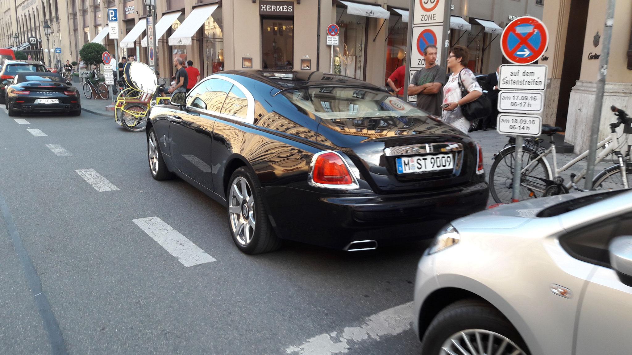 Rolls Royce Wraith - M-ST-9009