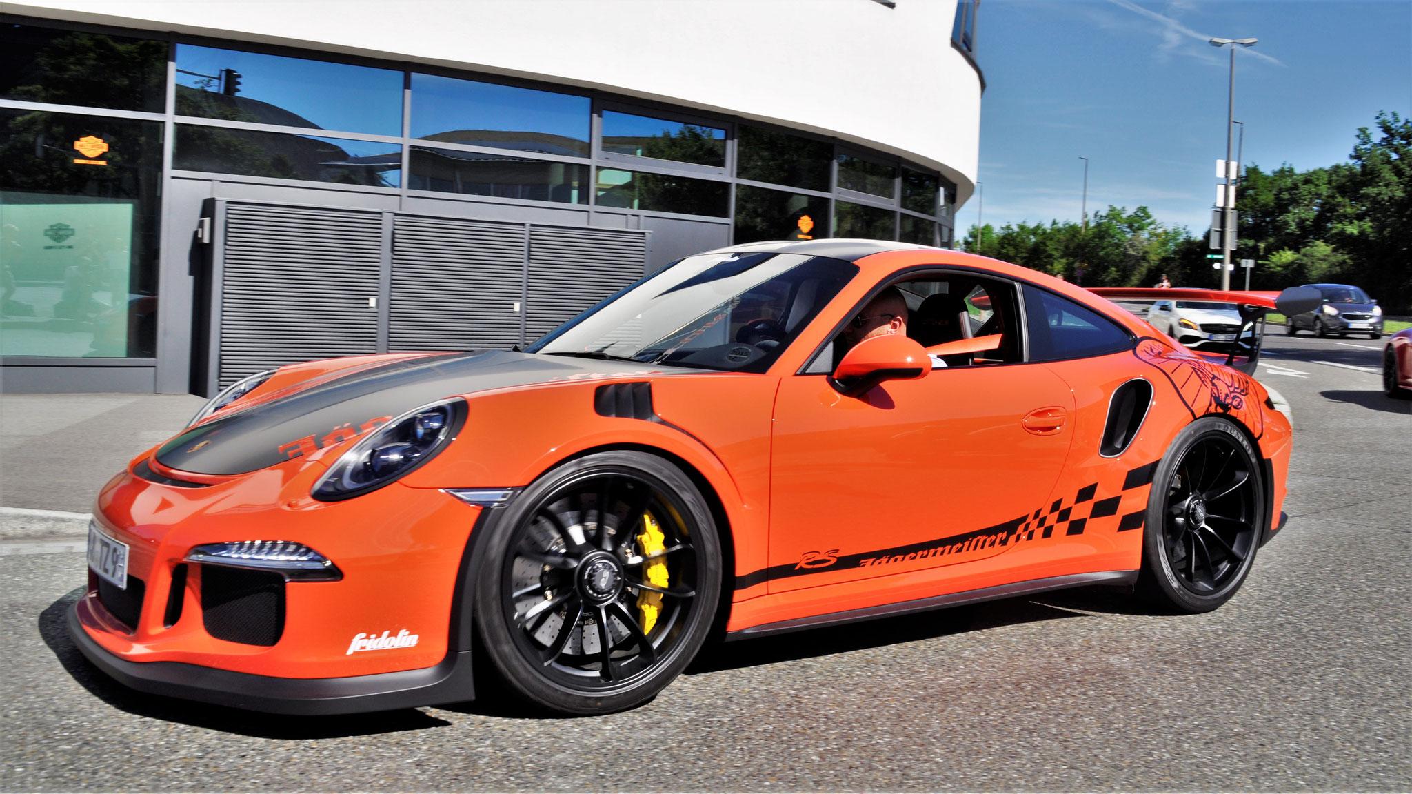 Porsche 911 GT3 RS - LB-TZ-9