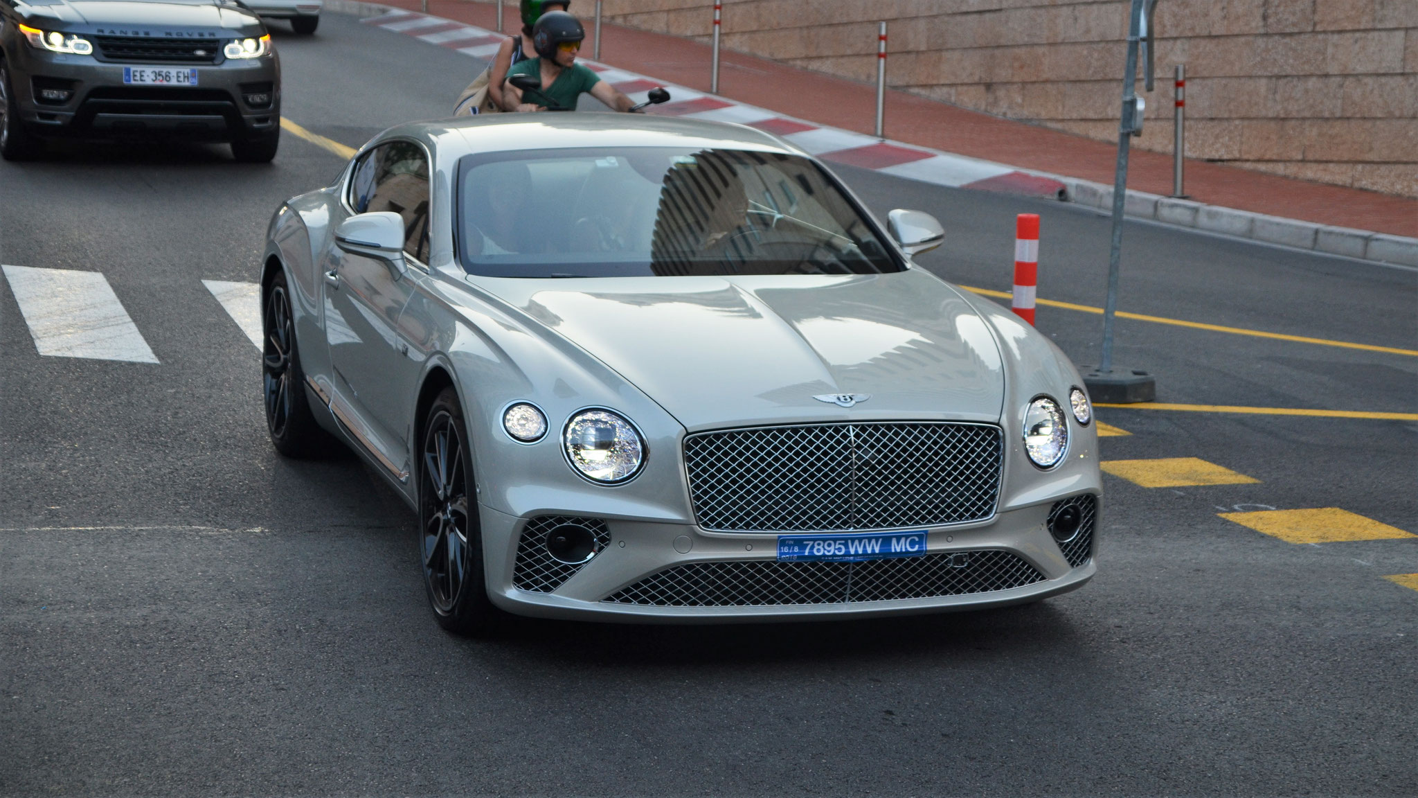 Bentley Continental GT - 7895-WW-MC (MC)