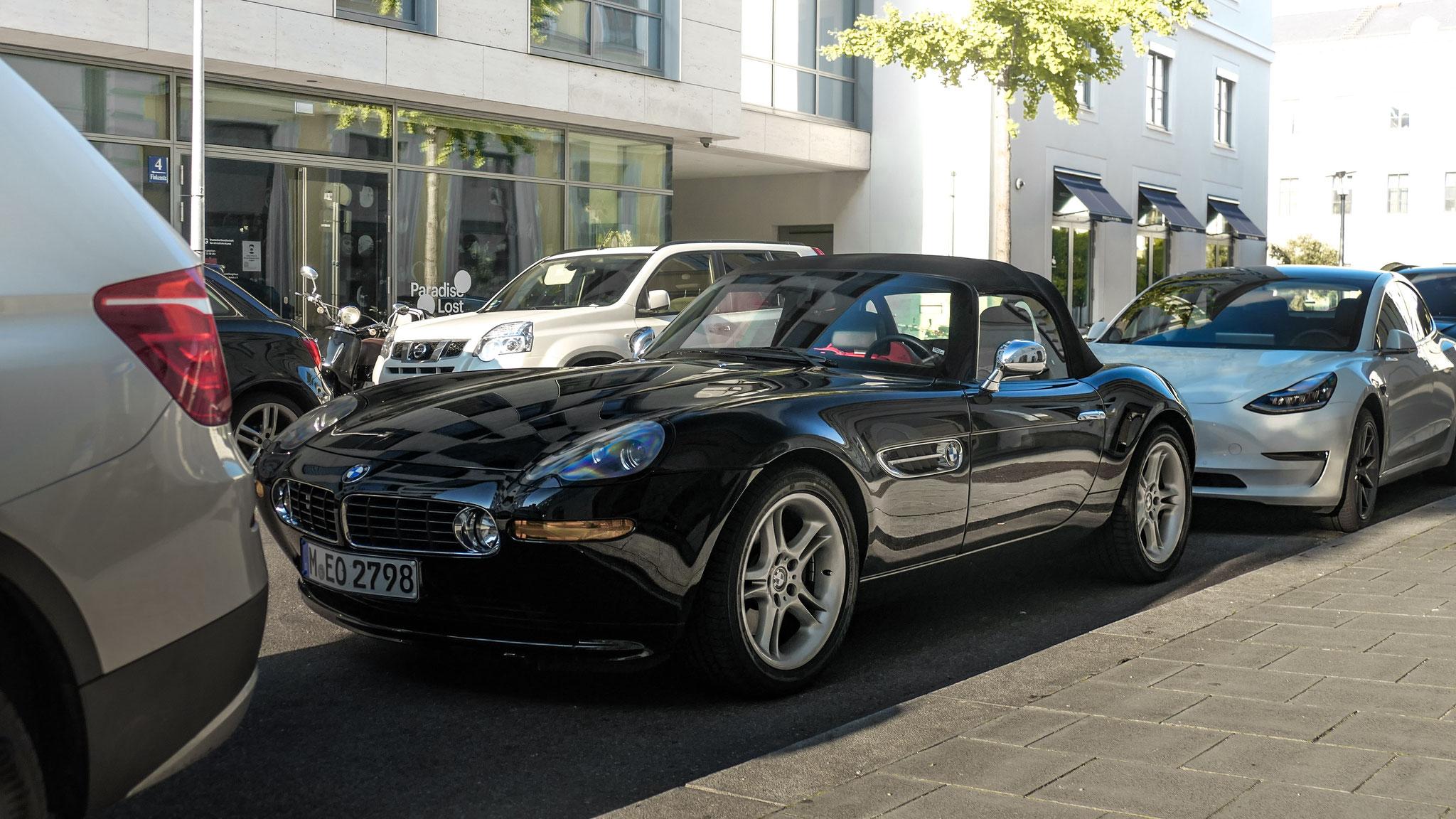 BMW Z8 - M-EO-2798