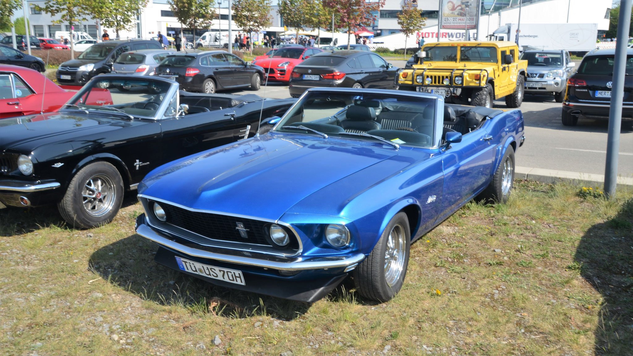 Mustang I Cabriolet - TÜ-US-70H