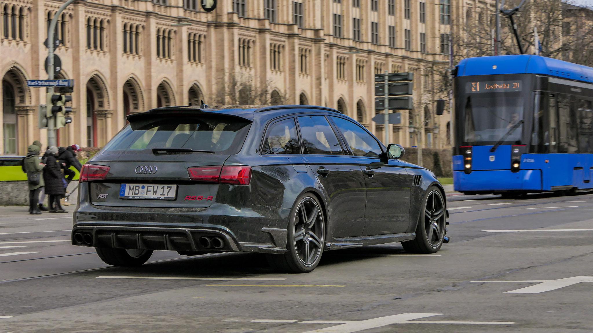 Audi RS6-R Abt - MB-FW-17