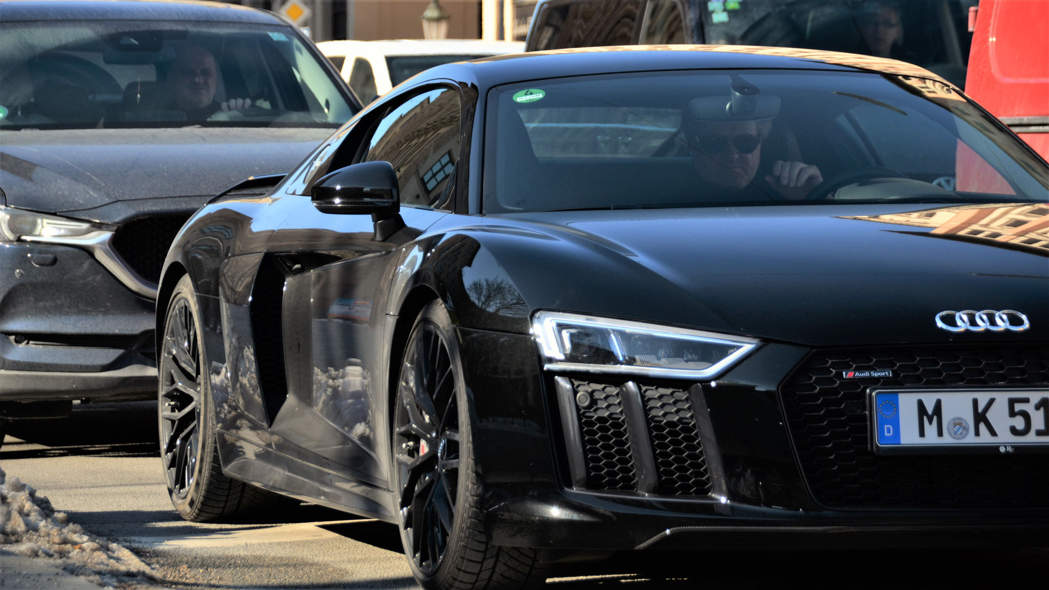 Audi R8 V10 - M-K-5176
