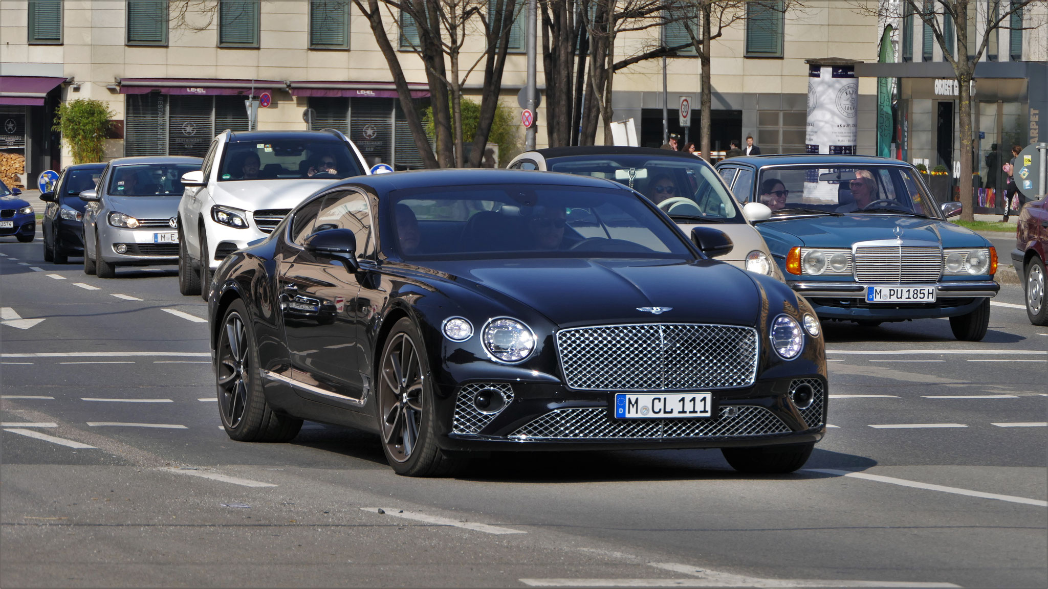 Bentley Continental GT - M-CL-111
