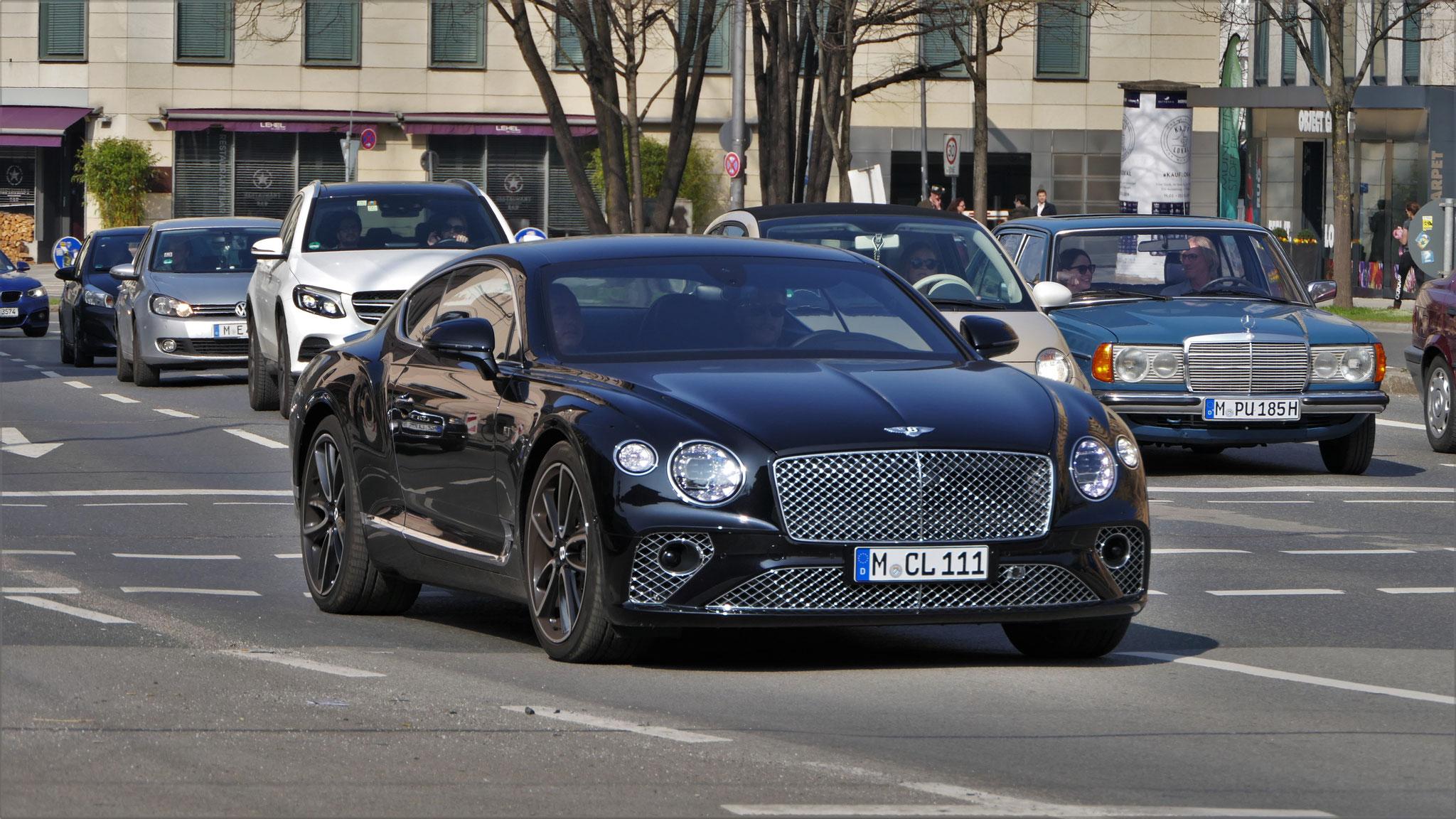 Bentley Continental GT - M-CL-111