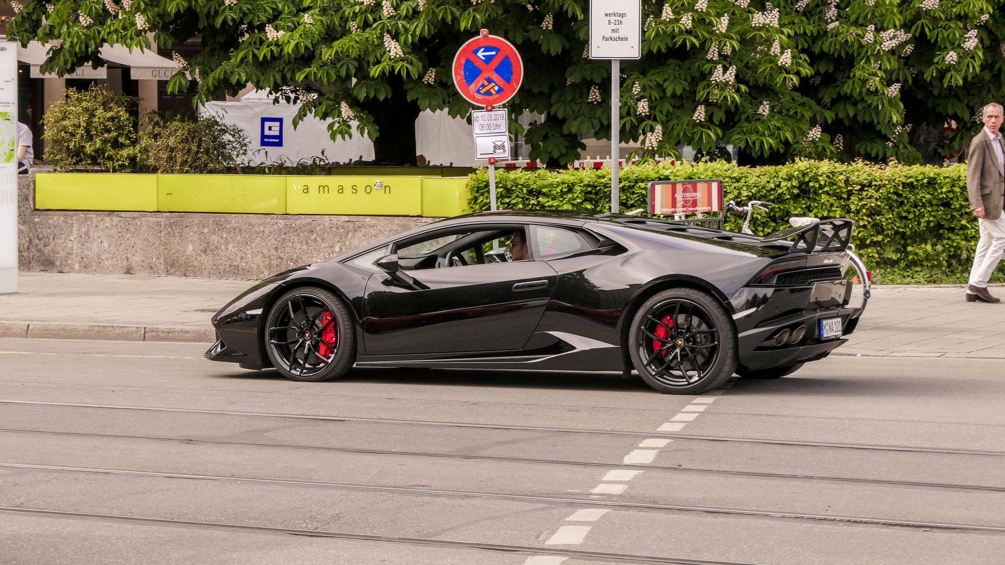 Lamborghini Huracan - M-NA-101