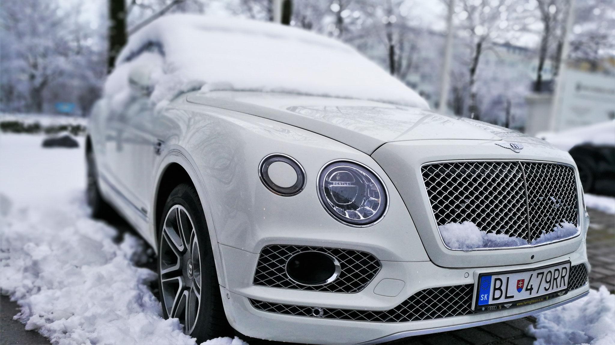 Bentley Bentayga - BL-479RR (SK)