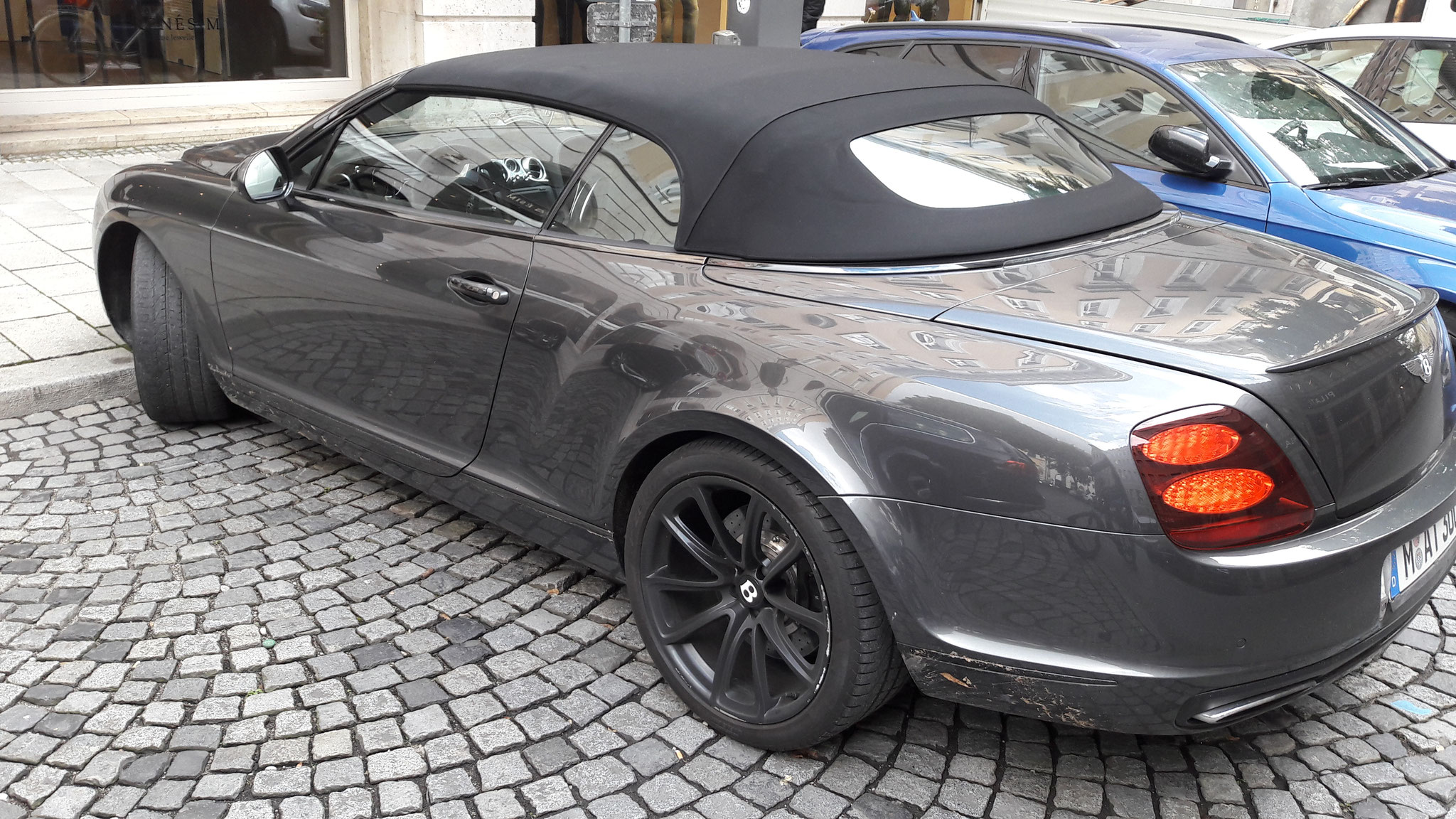 Bentley Continental GTC  Supersports - M-AT-300