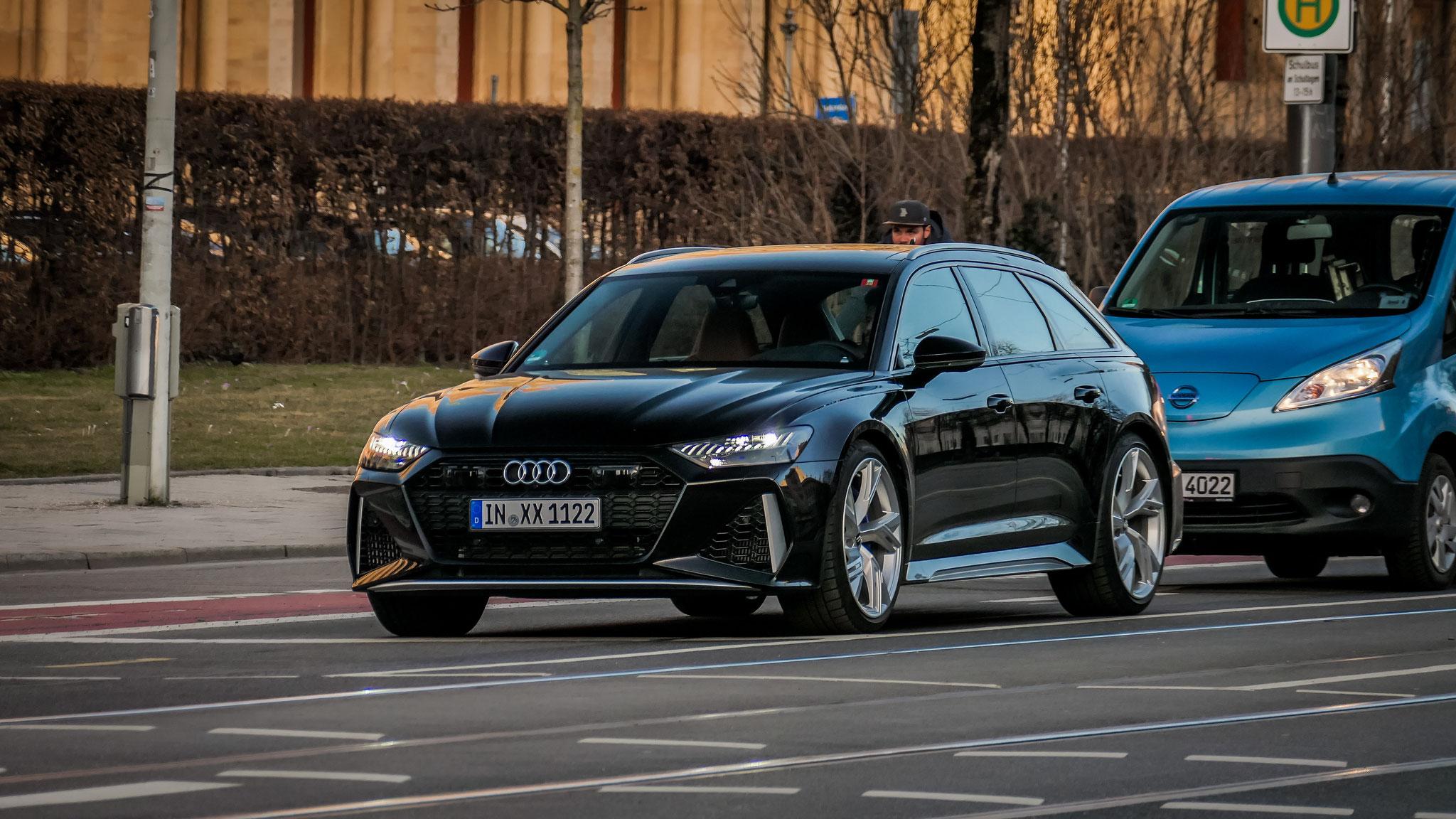 Audi RS6 - IN-XX-1122