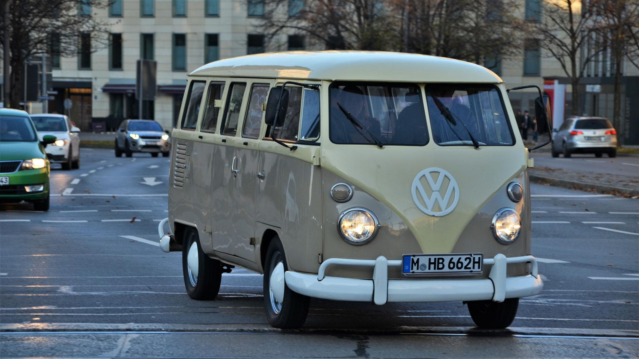 VW T1 - M-HB-662H