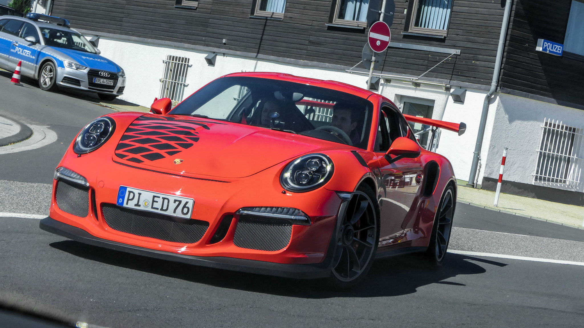 Porsche 911 GT3 RS - PI-ED-76