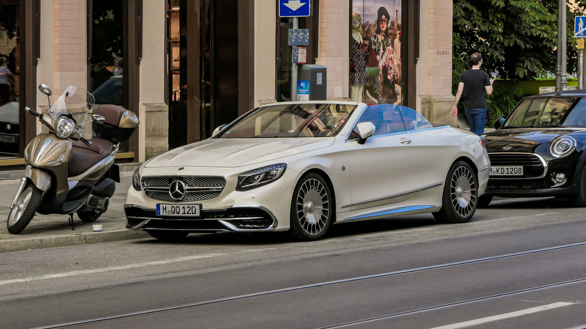 Mercedes-Maybach S 650 Cabrio (1of300) - M-QQ-120