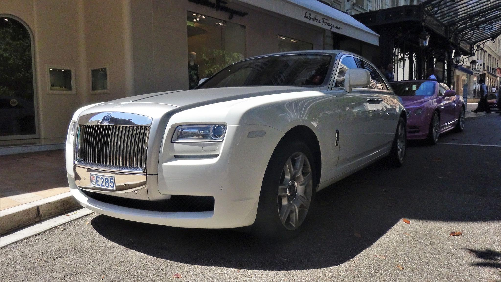 Rolls Royce Ghost - E285 (MC)