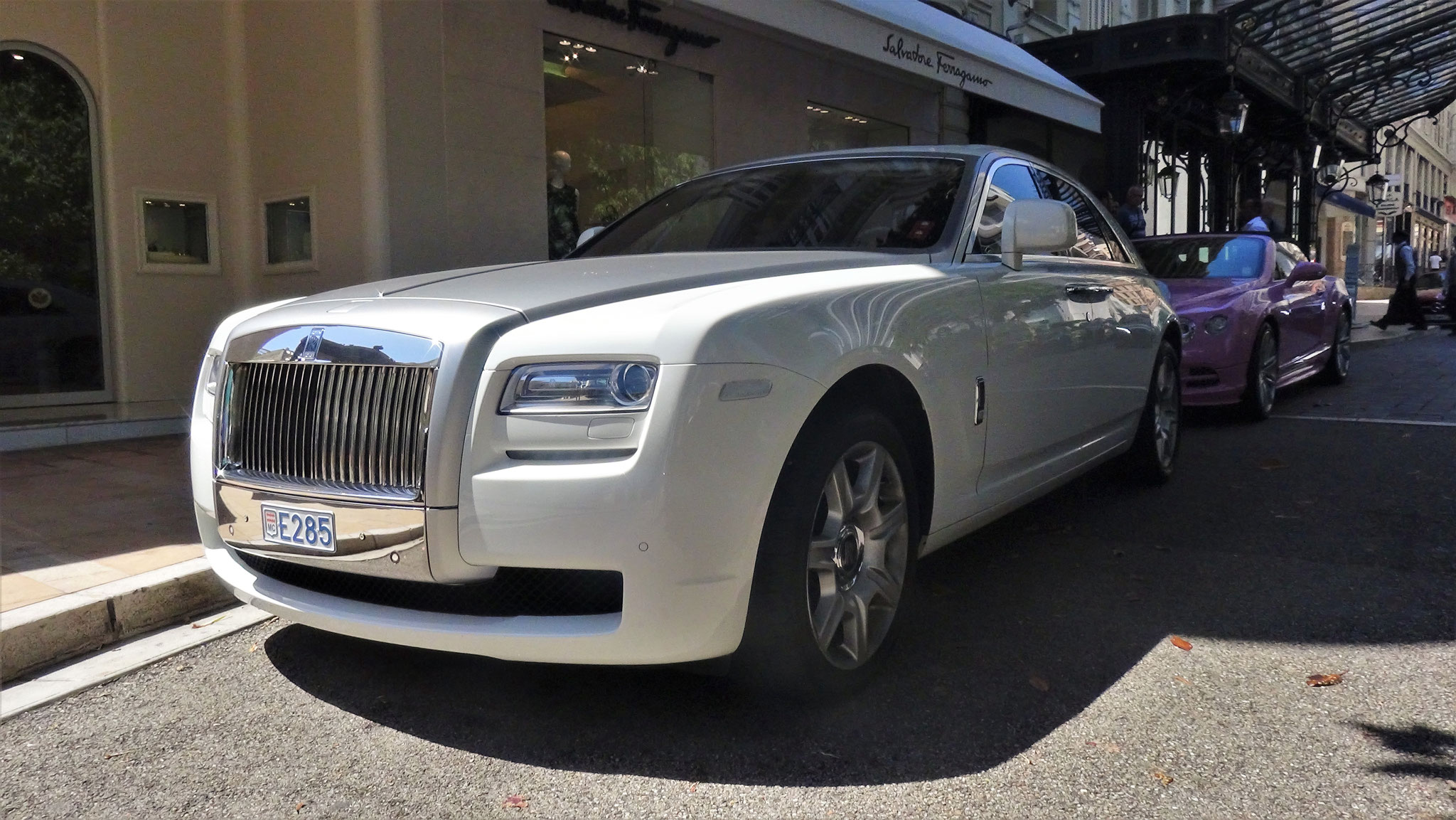 Rolls Royce Ghost - E285 (MC)