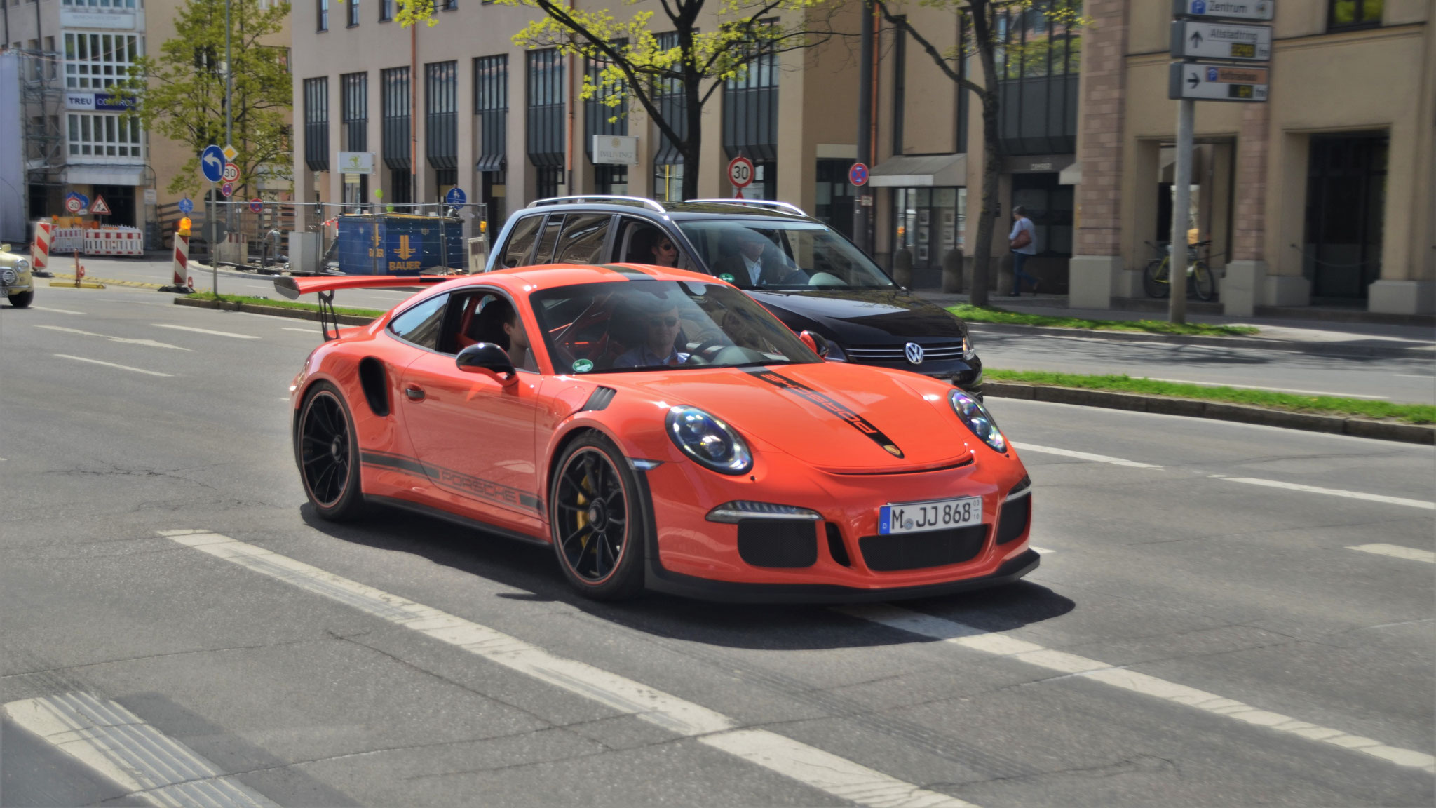 Porsche 911 GT3 RS - M-JJ-868