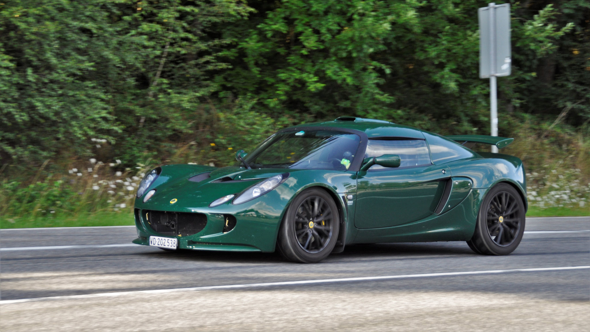 Lotus Elise S2 - VD-202538 (CH)