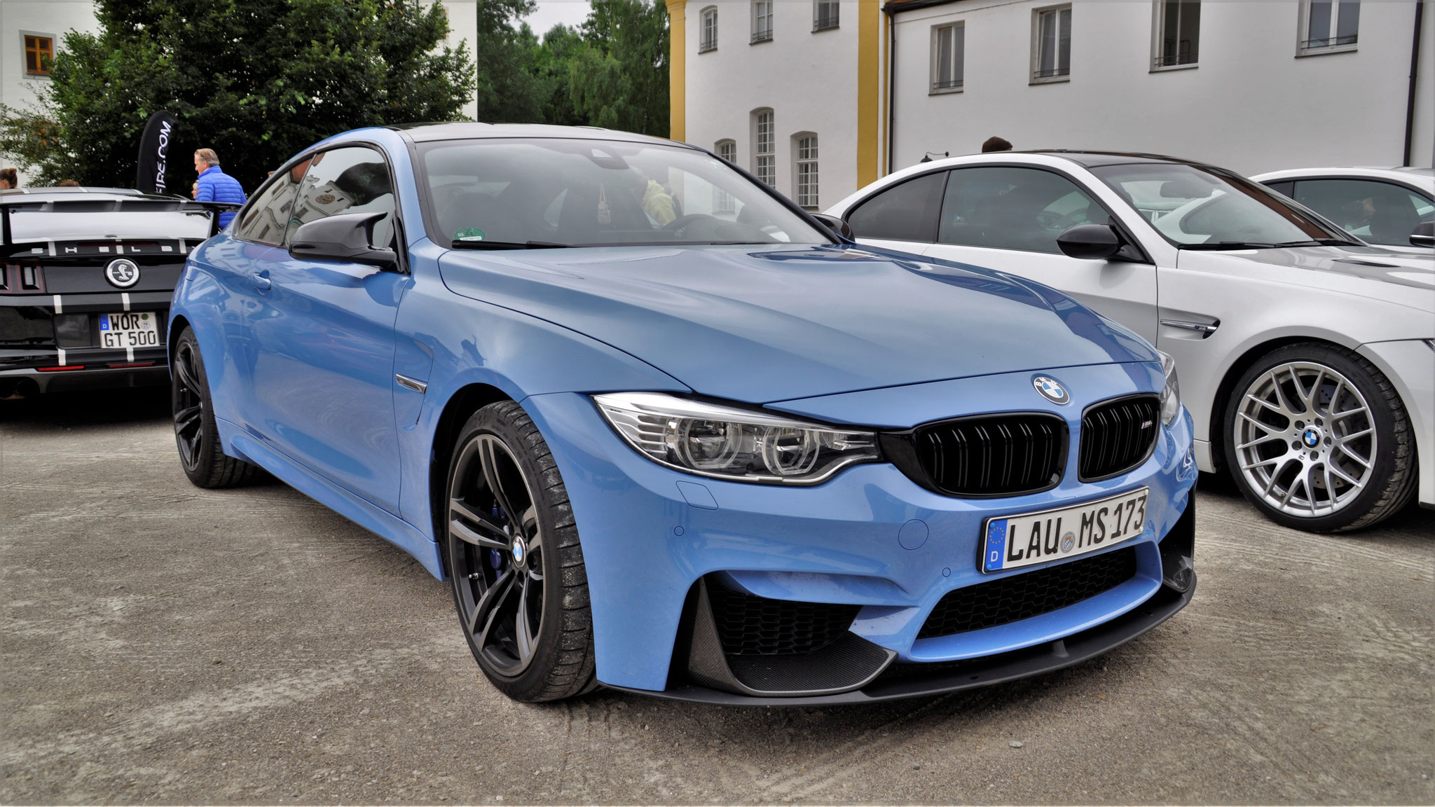 BMW M4 - LAU-MS-173