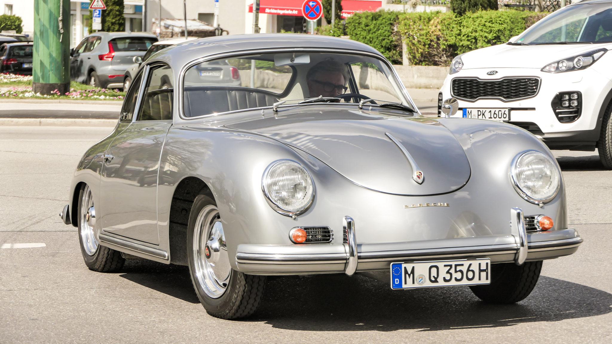 Porsche 356 SC - M-Q-356H