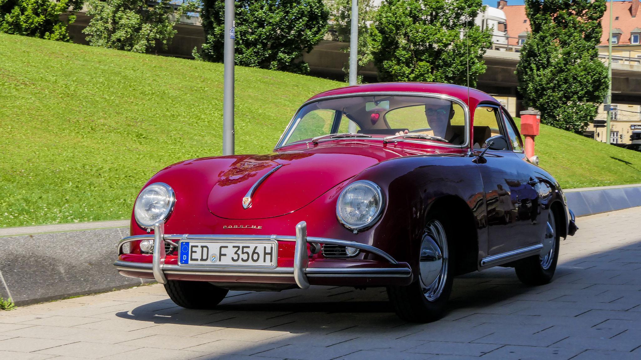 Porsche 356 1600 - ED-F-356H