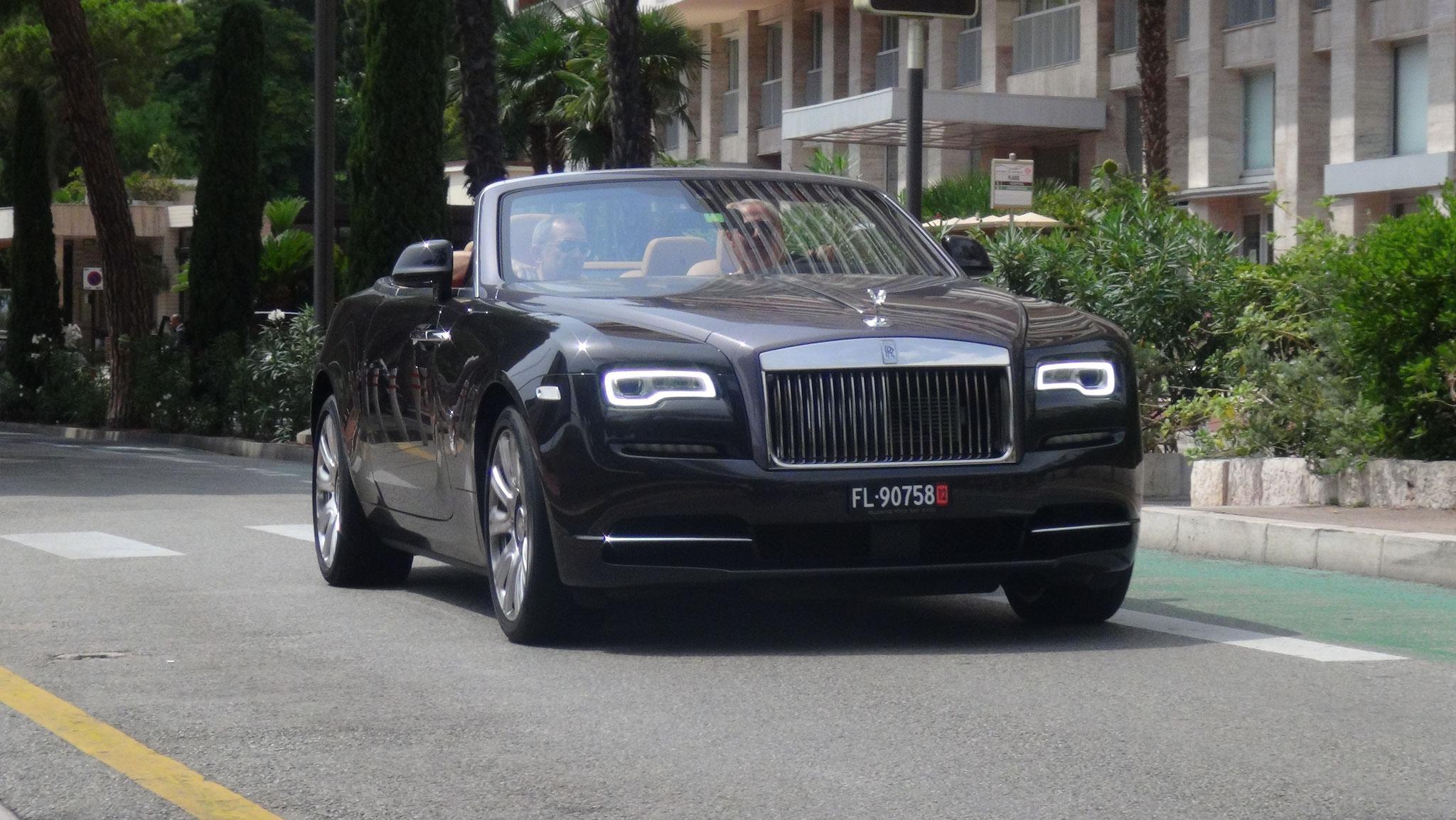 Rolls Royce Dawn - FL-90758 (LIC)