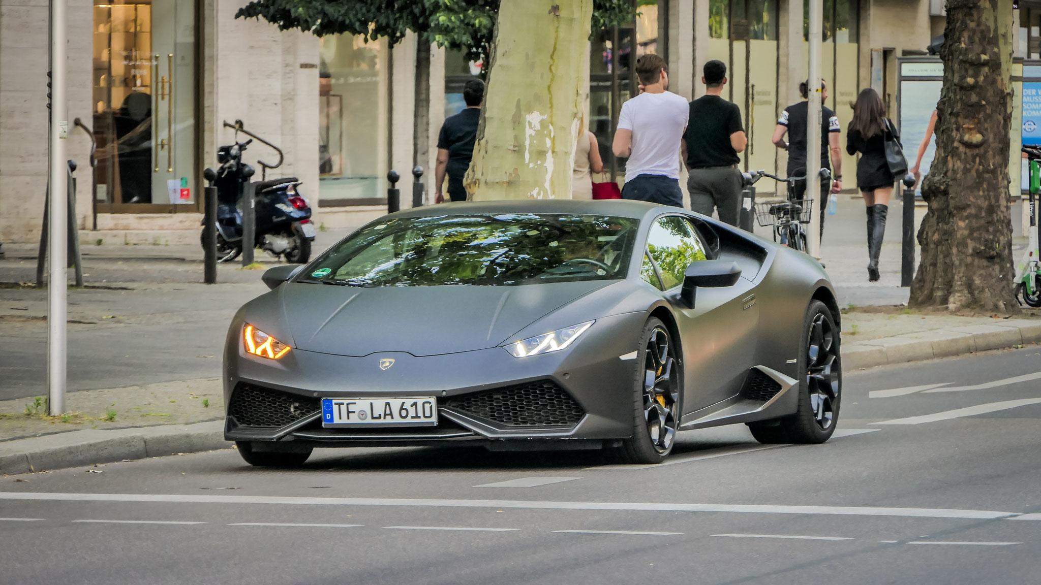 Lamborghini Huracan - TF-LA-610