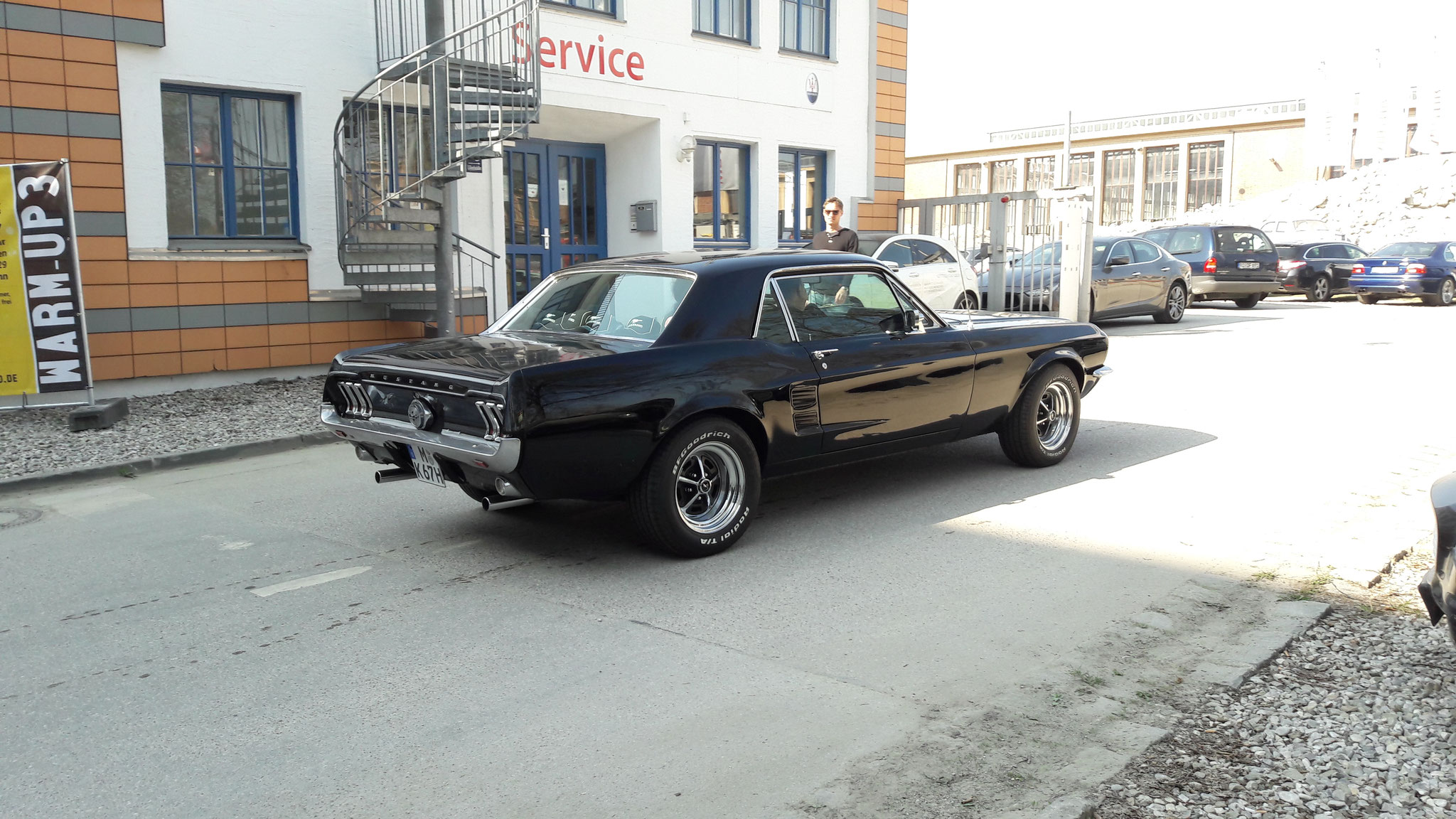 Mustang I - M-K-67H