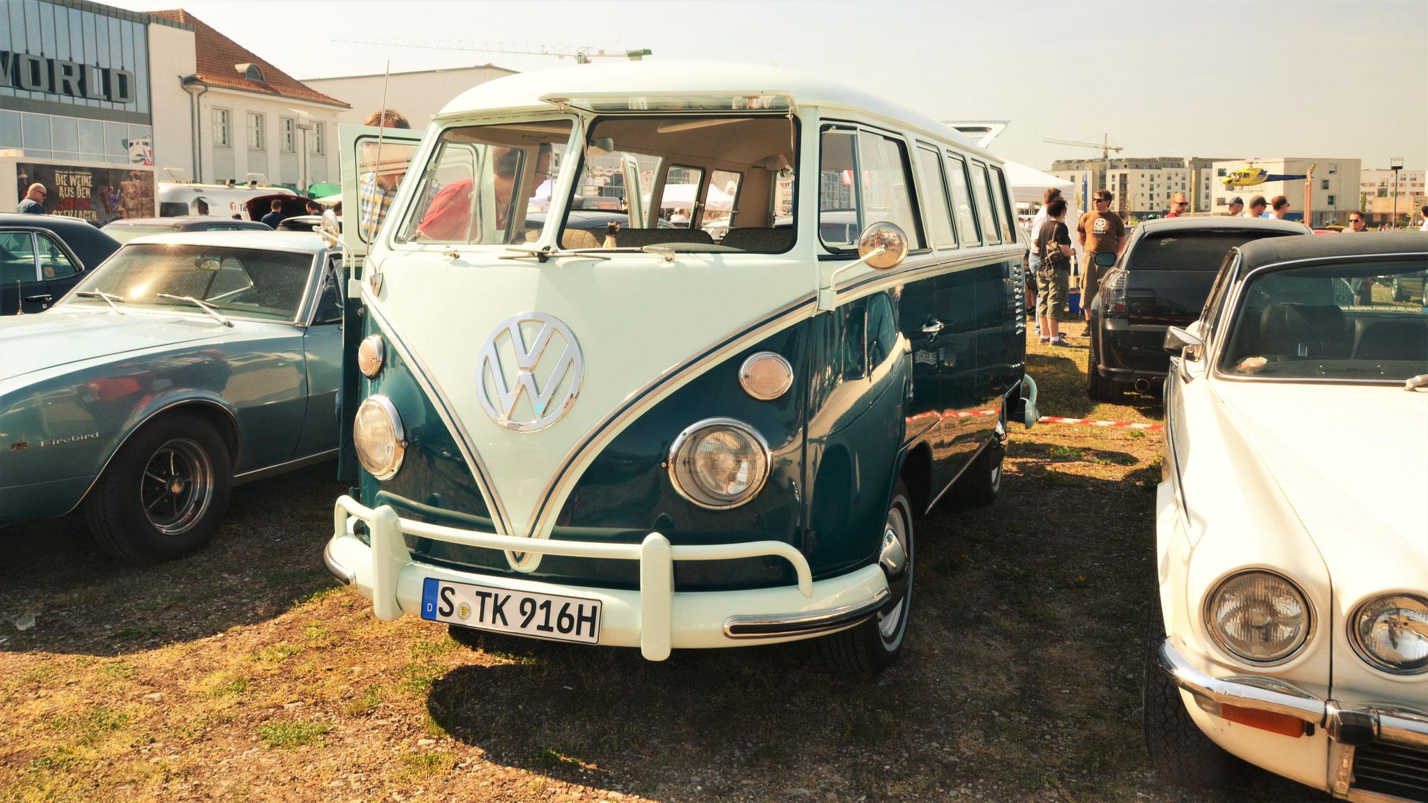 VW T1 - S-TK-916H