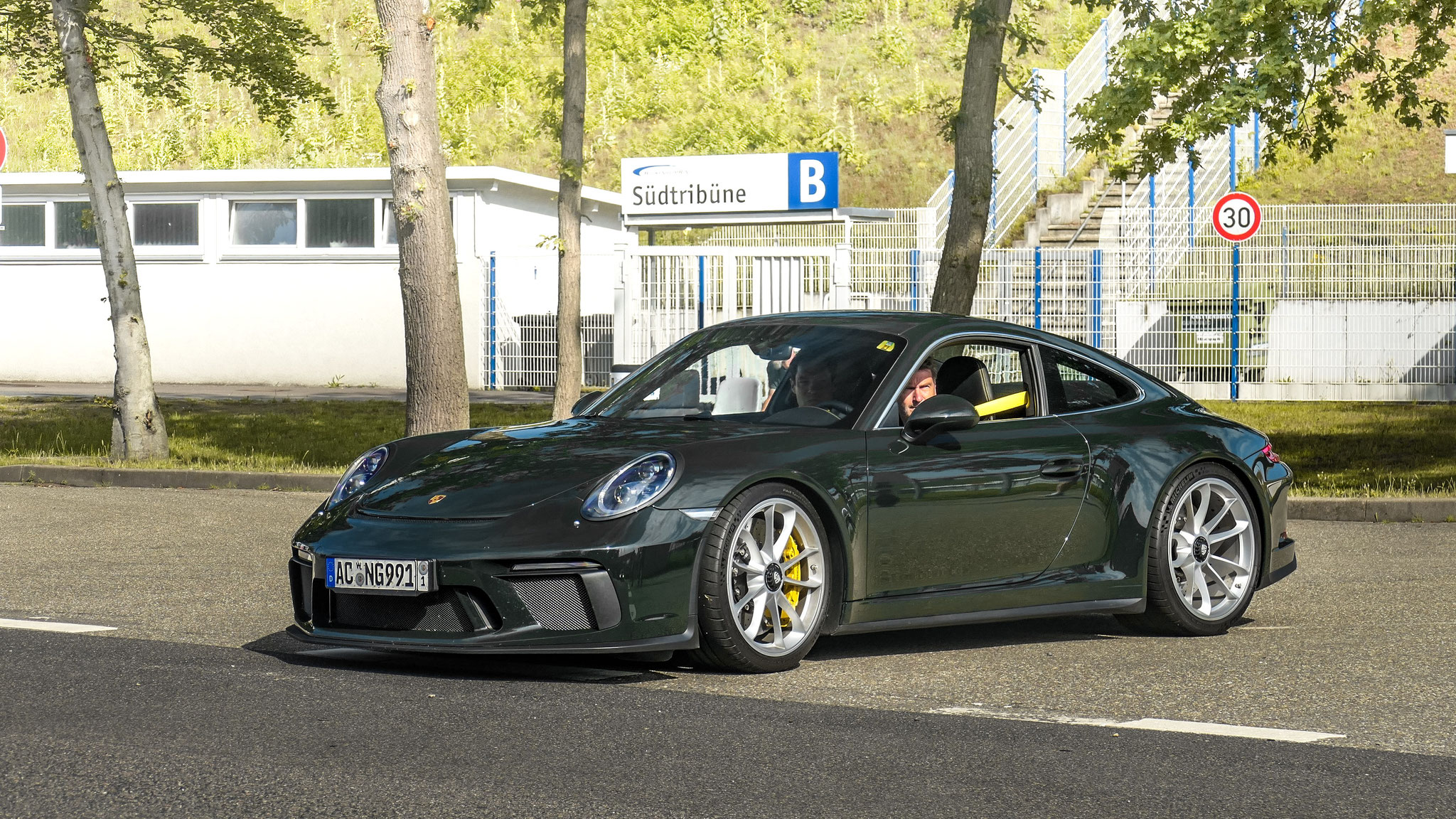 Porsche 991 GT3 Touring Package - AC-NG-991