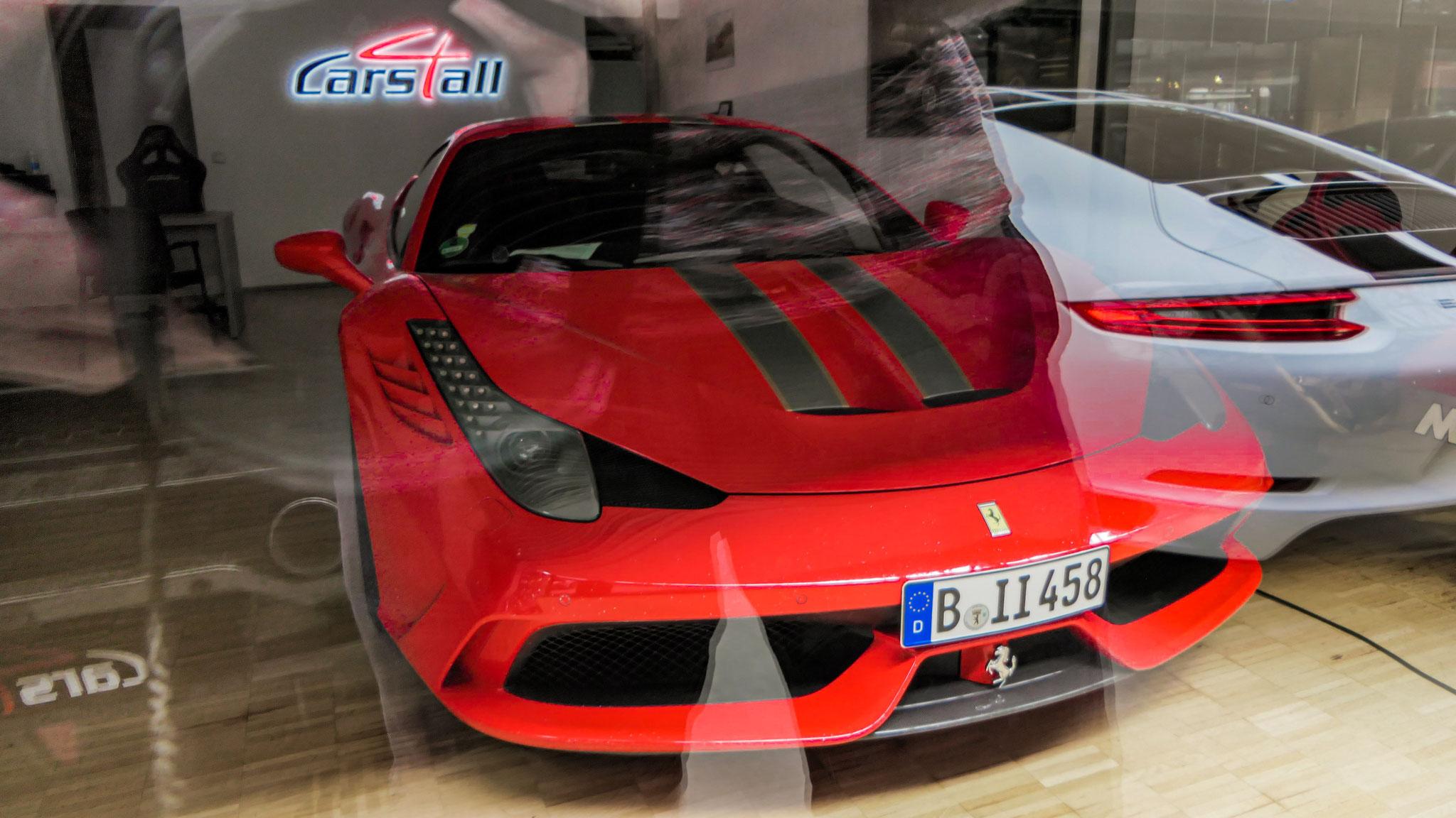 Ferrari 458 Speciale - B-II-458