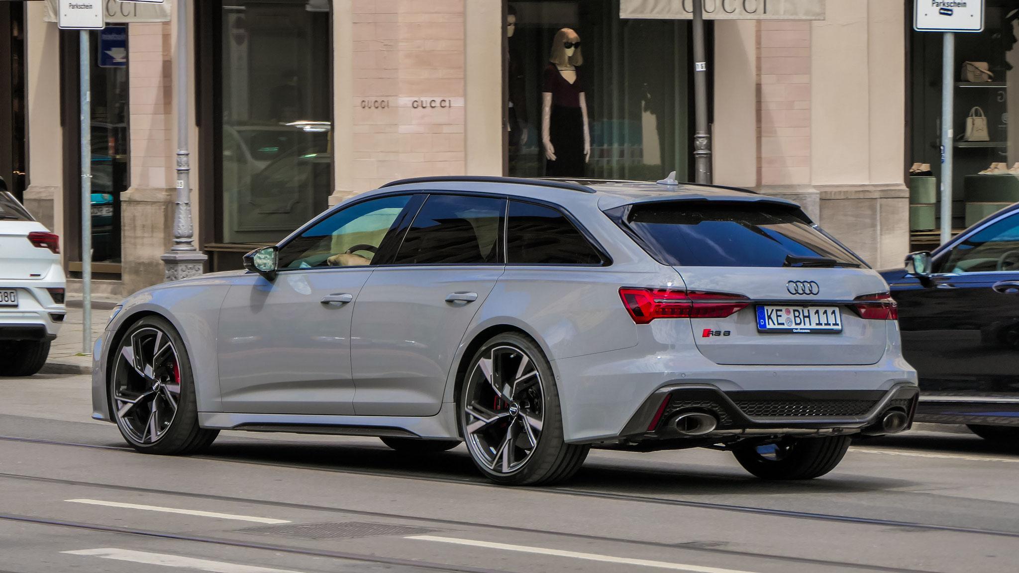 Audi RS6 - KE-BH-111