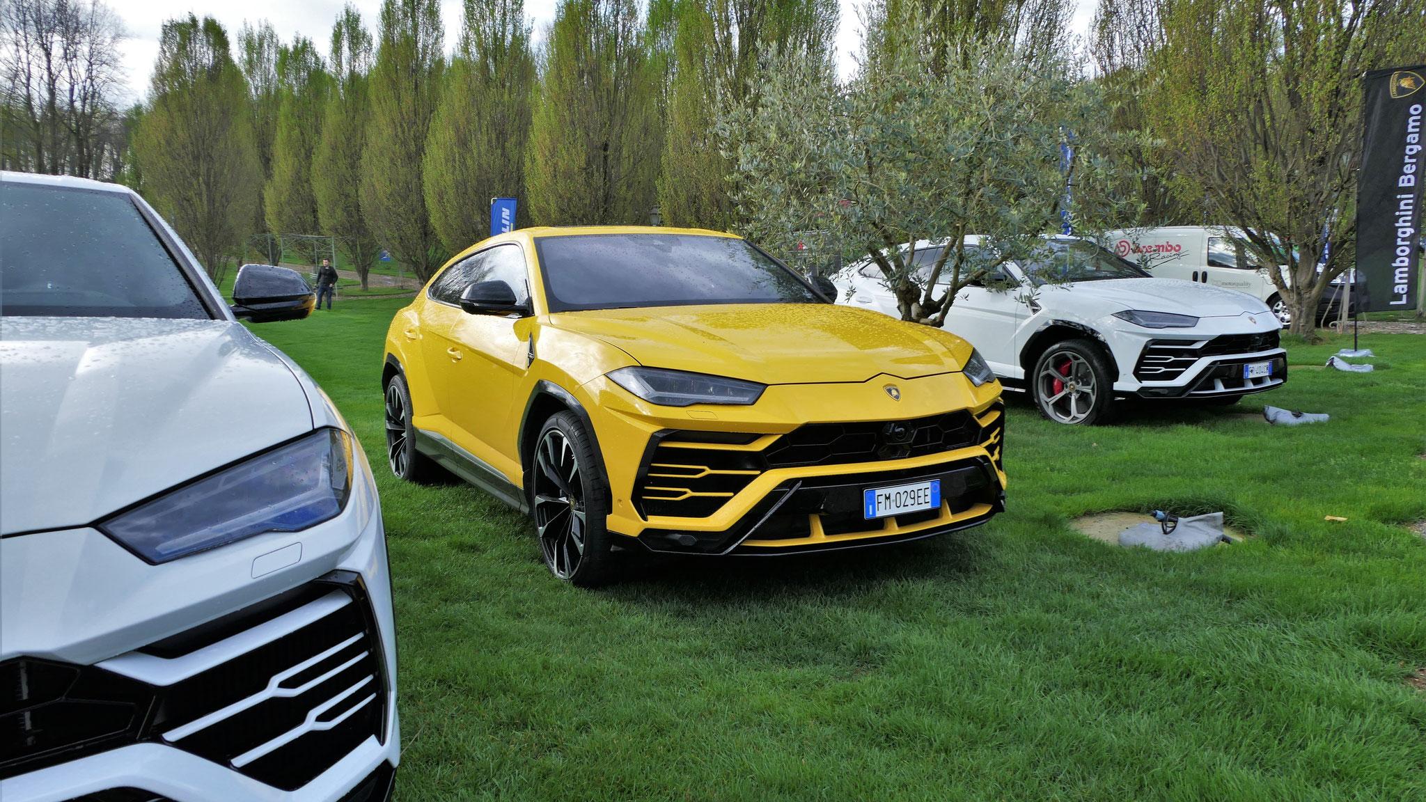 Lamborghini Urus - FM-029-EE (ITA)