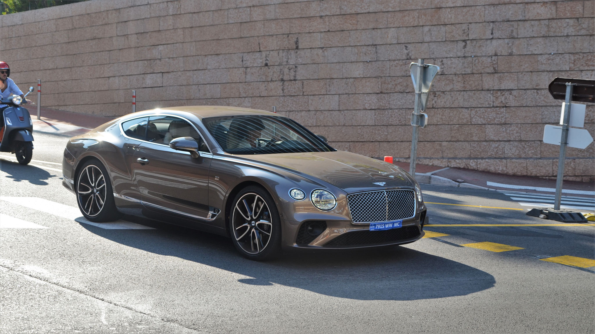 Bentley Continental GT - 7915-WW-MC (MC)