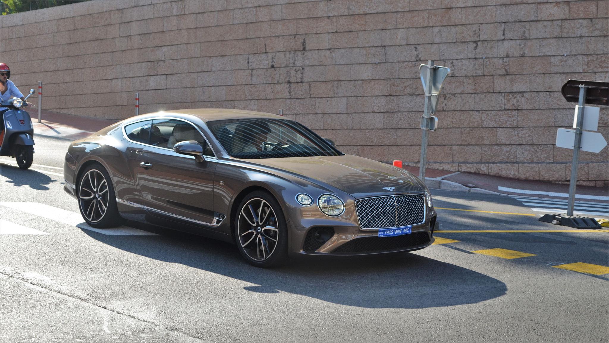 Bentley Continental GT - 7915-WW-MC (MC)