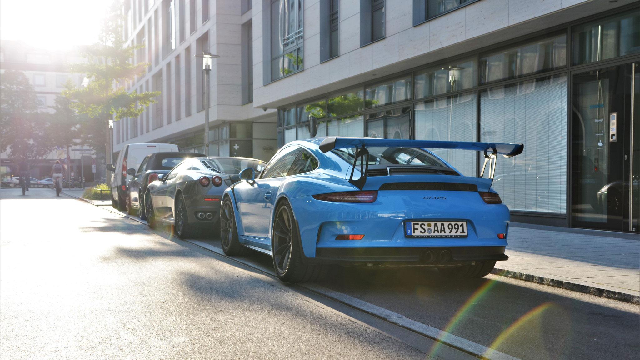 Porsche 911 GT3 RS - FS-AA-991