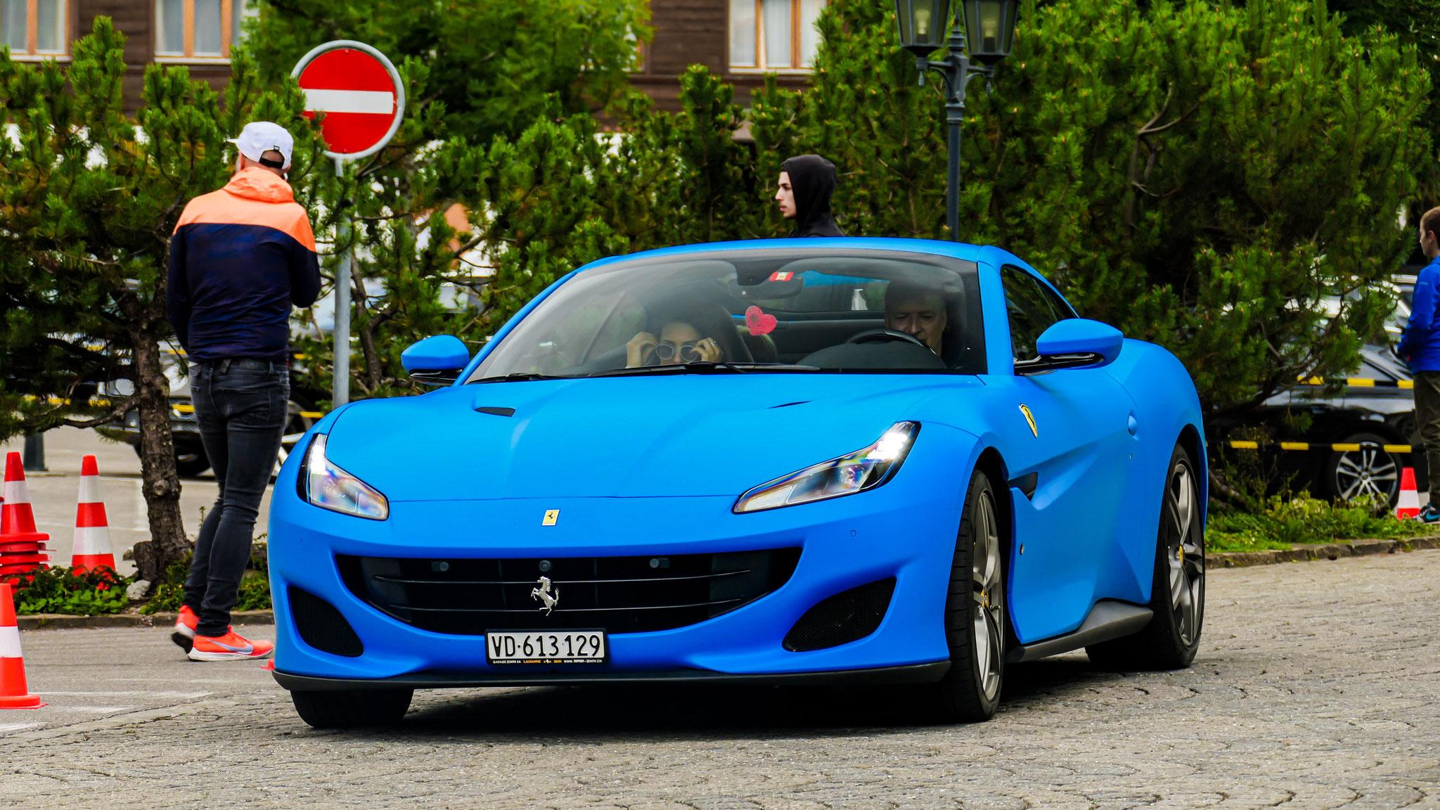 Ferrari Portofino - VD-613129 (CH)