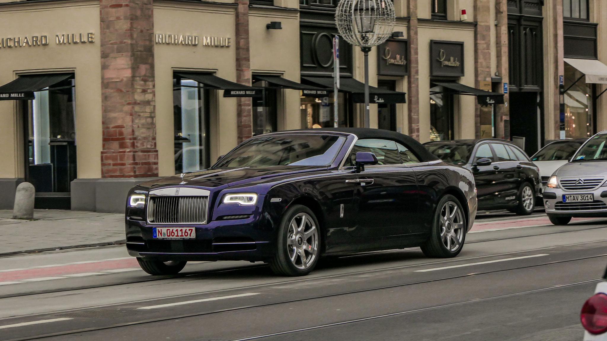Rolls Royce Dawn - N-061167