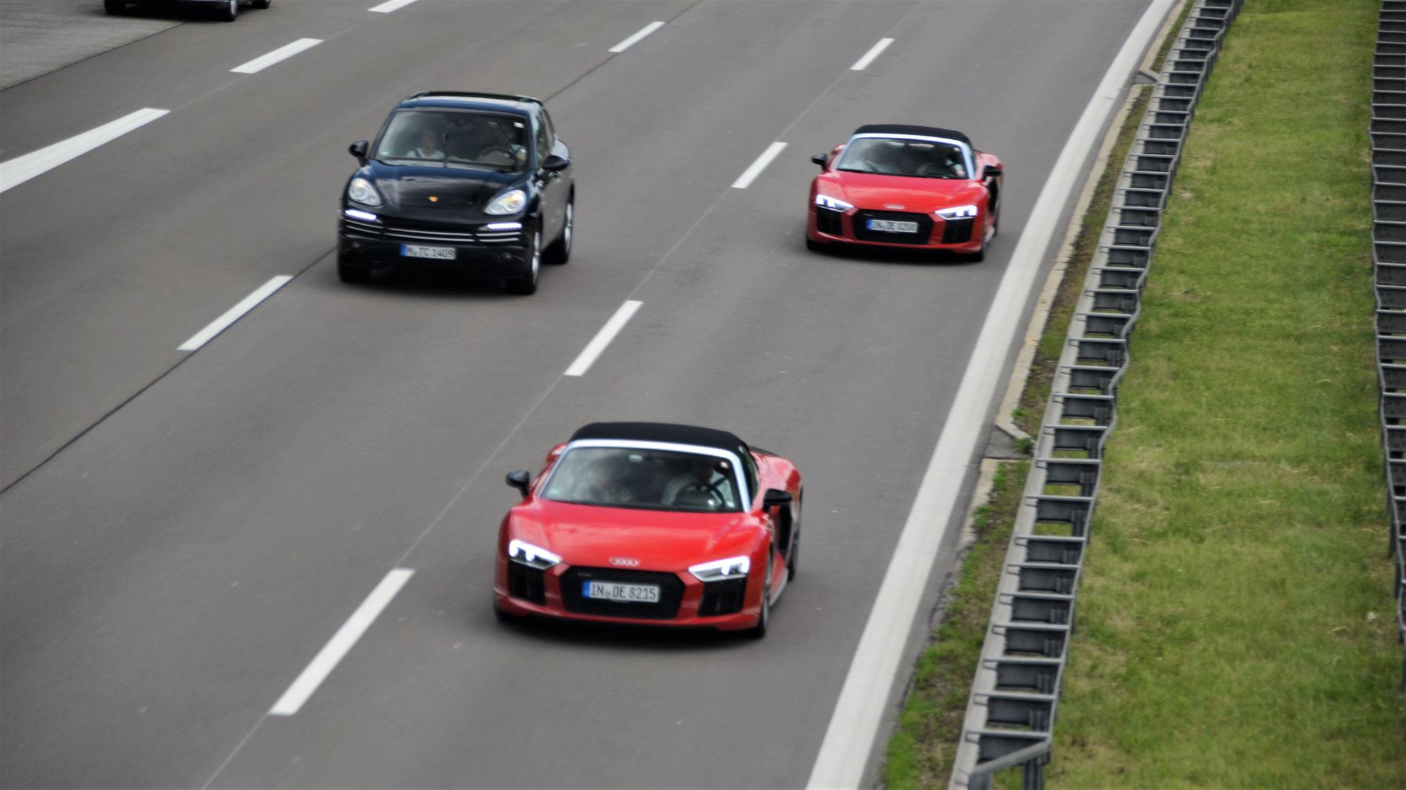 Audi R8 V10 Spyder - IN-DE-8215