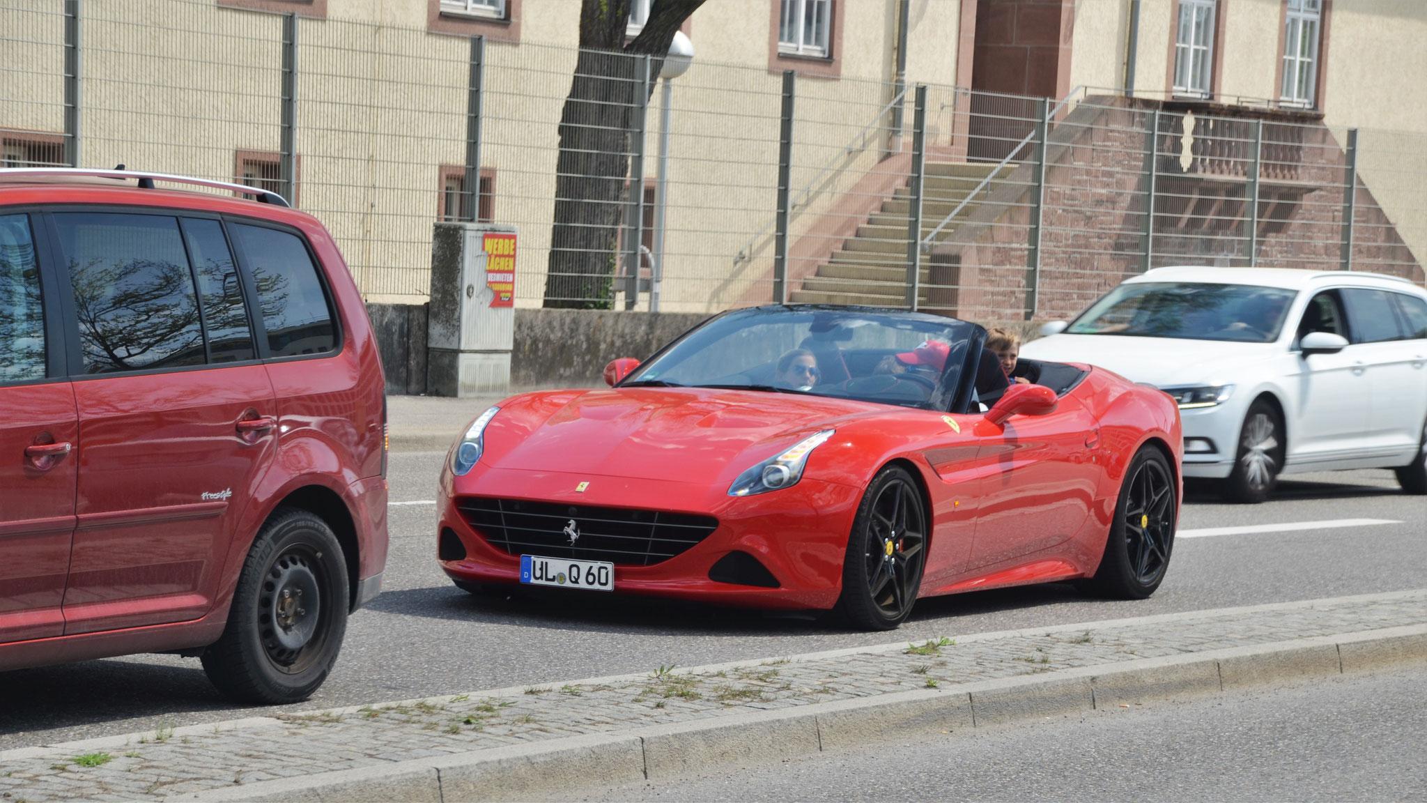 Ferrari California T - UL-Q-60