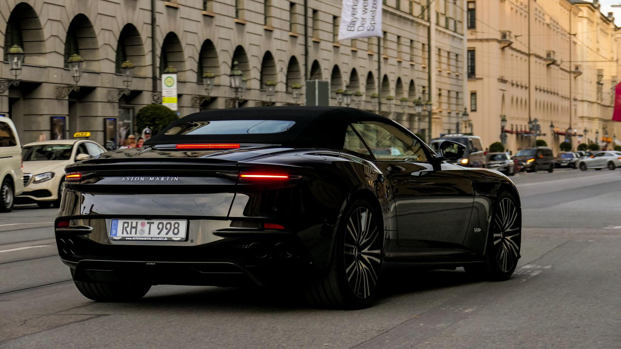 Aston Martin DBS Superleggera Volante - RH-T-998