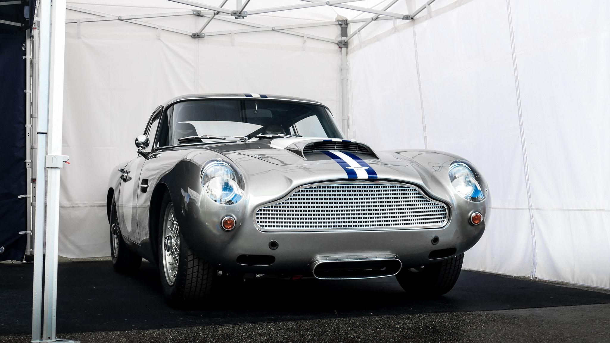 Aston Martin DB4 GT Superleggera Continuation