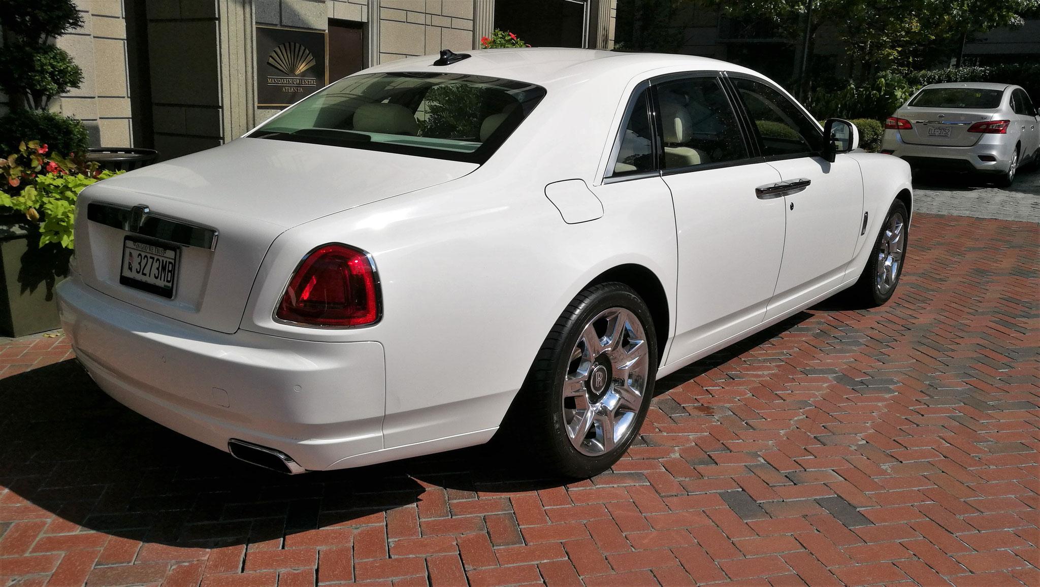 Rolls Royce Ghost Series II - 3273MB (USA)