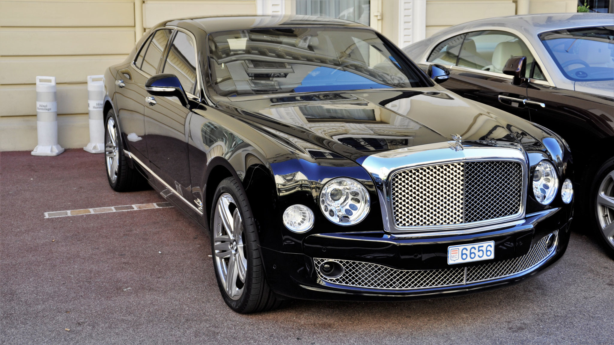 Bentley Mulsanne - 6656 (MC)