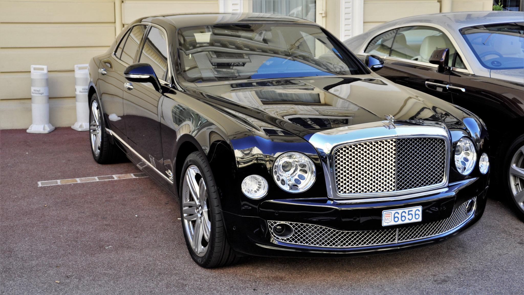 Bentley Mulsanne - 6656 (MC)