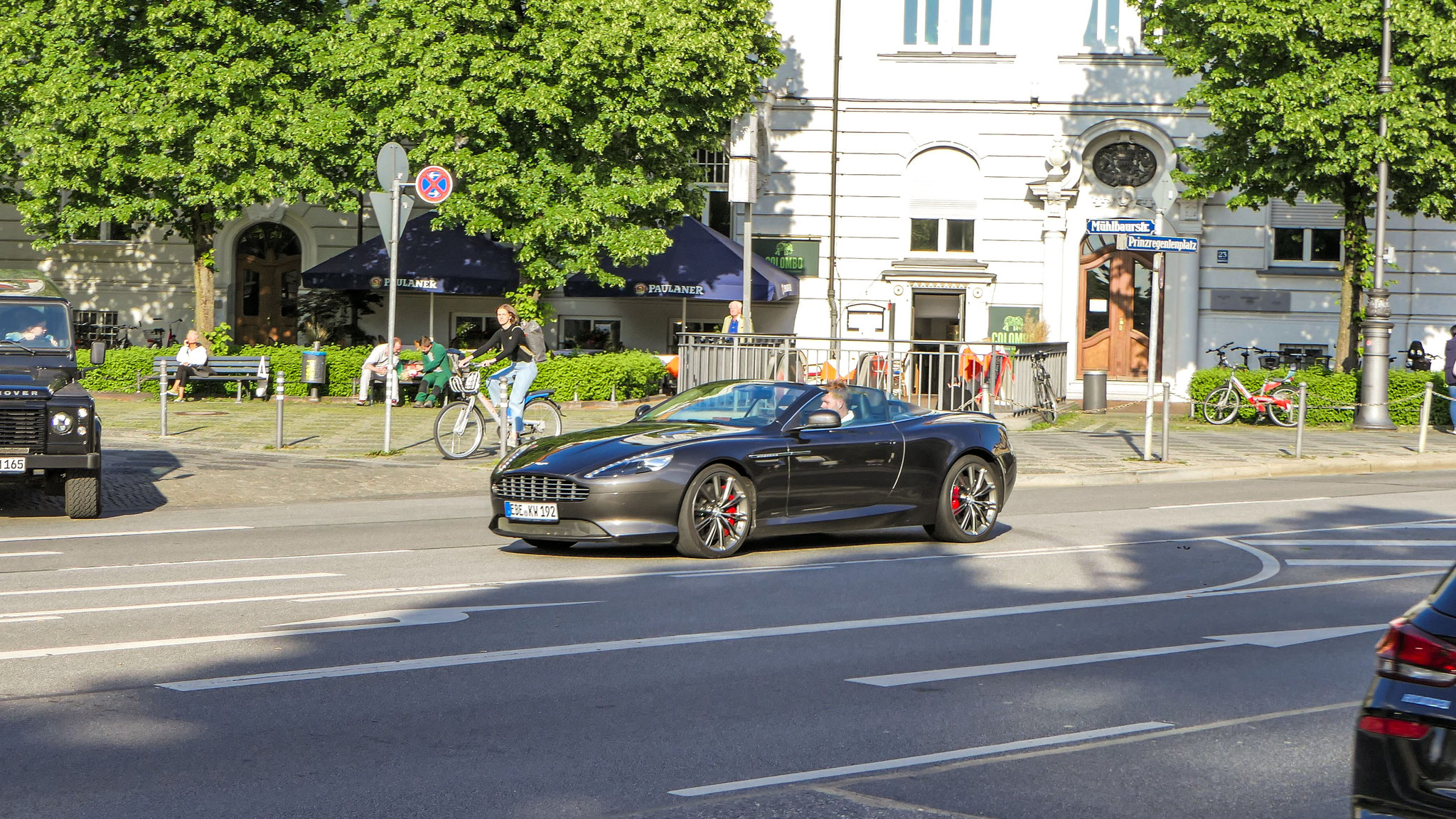 Aston Martin DB9 GT Volante - EBE-KW-192