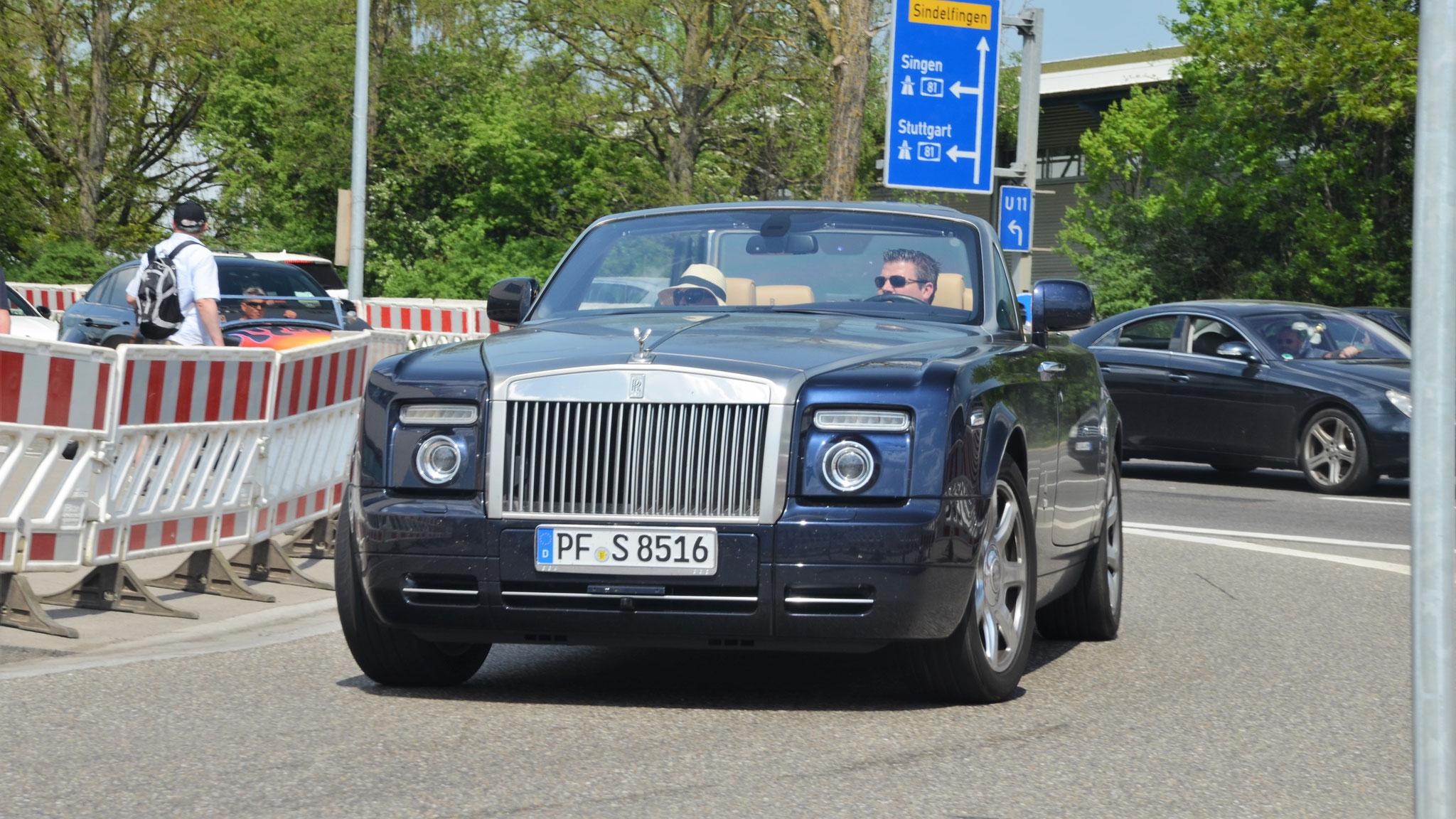 Rolls Royce Drophead - PF-S-8516