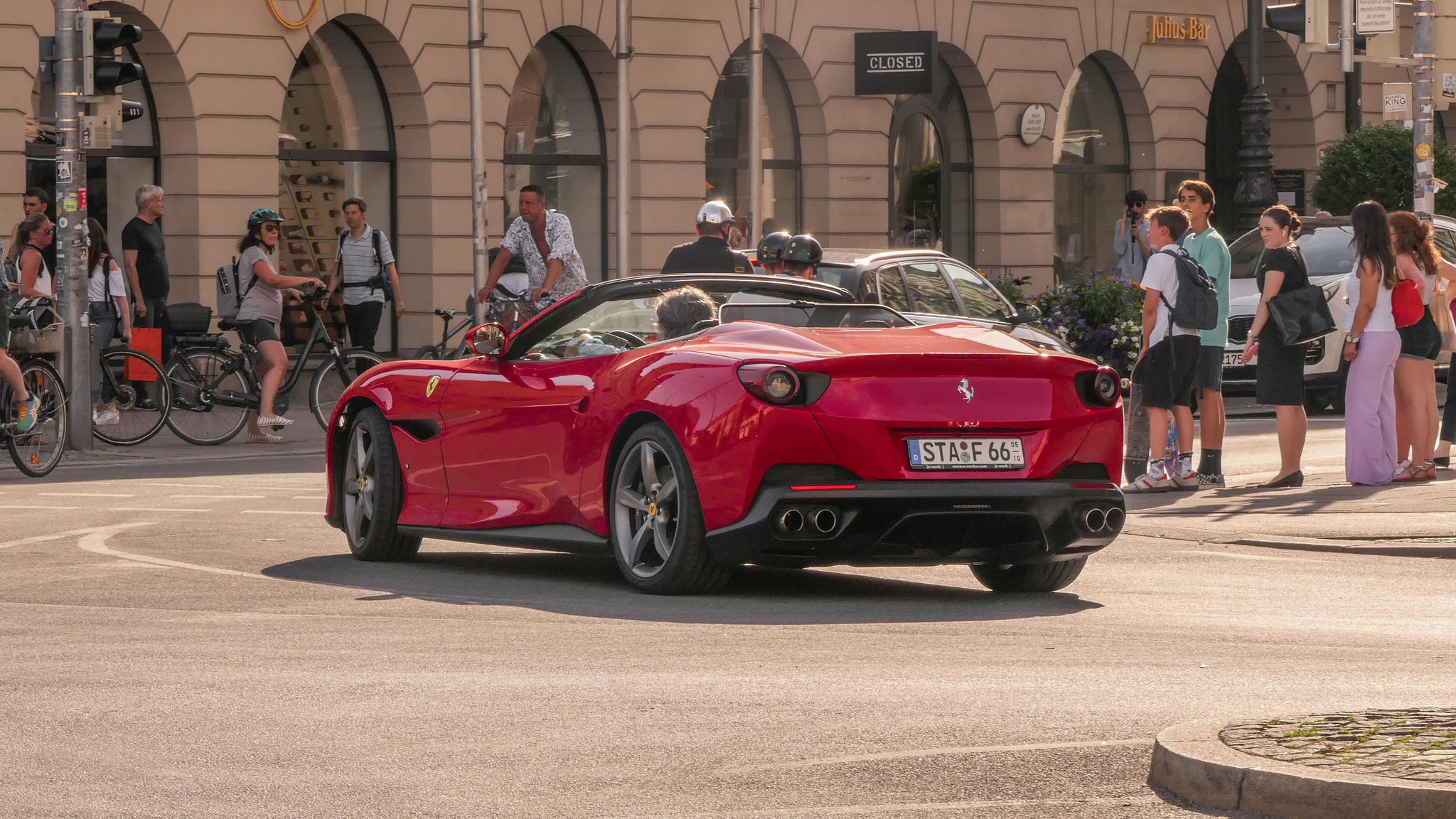 Ferrari Portofino - STA-F-66