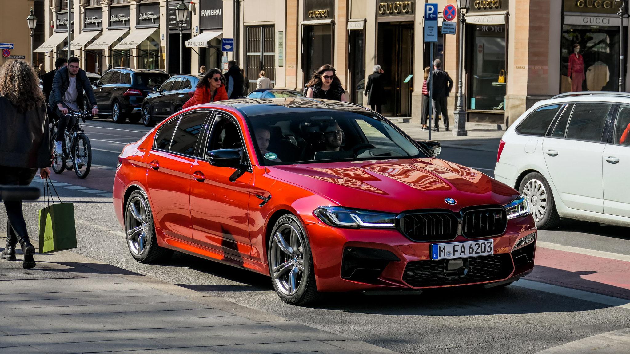BMW M5 - M-FA-6203