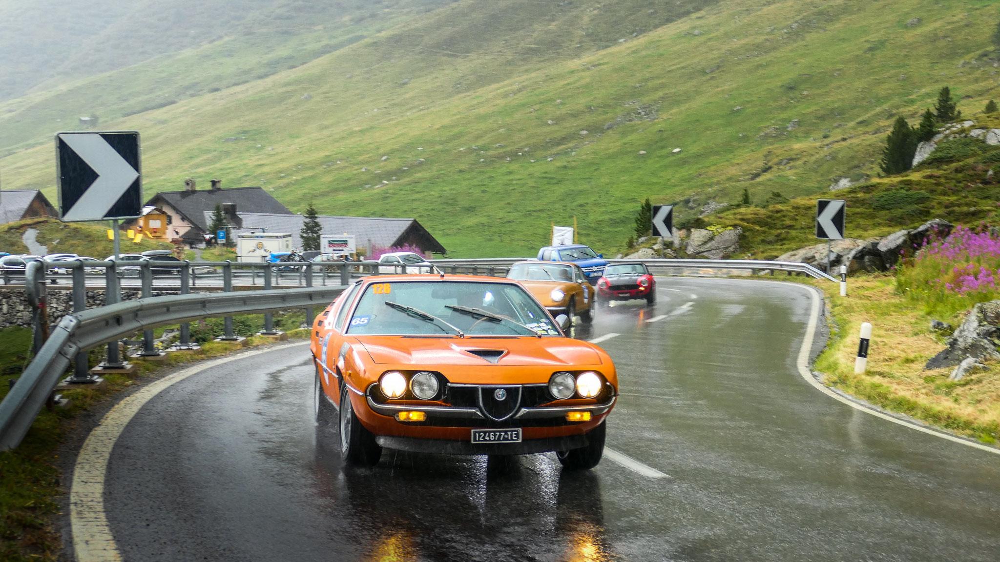 Alfa Romeo Montreal Bertone - 124677-TE (ITA)