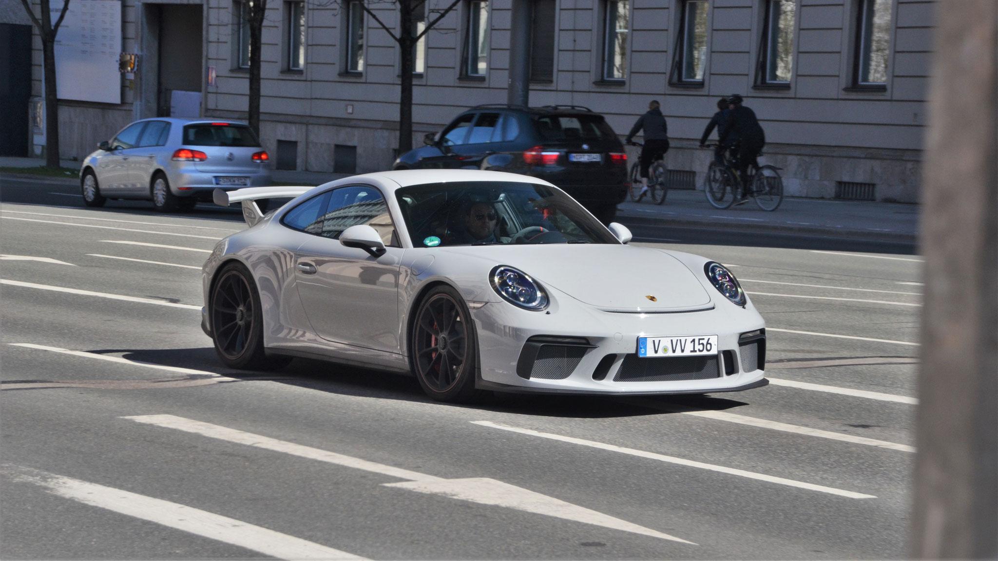 Porsche 991 GT3 - V-VV-156